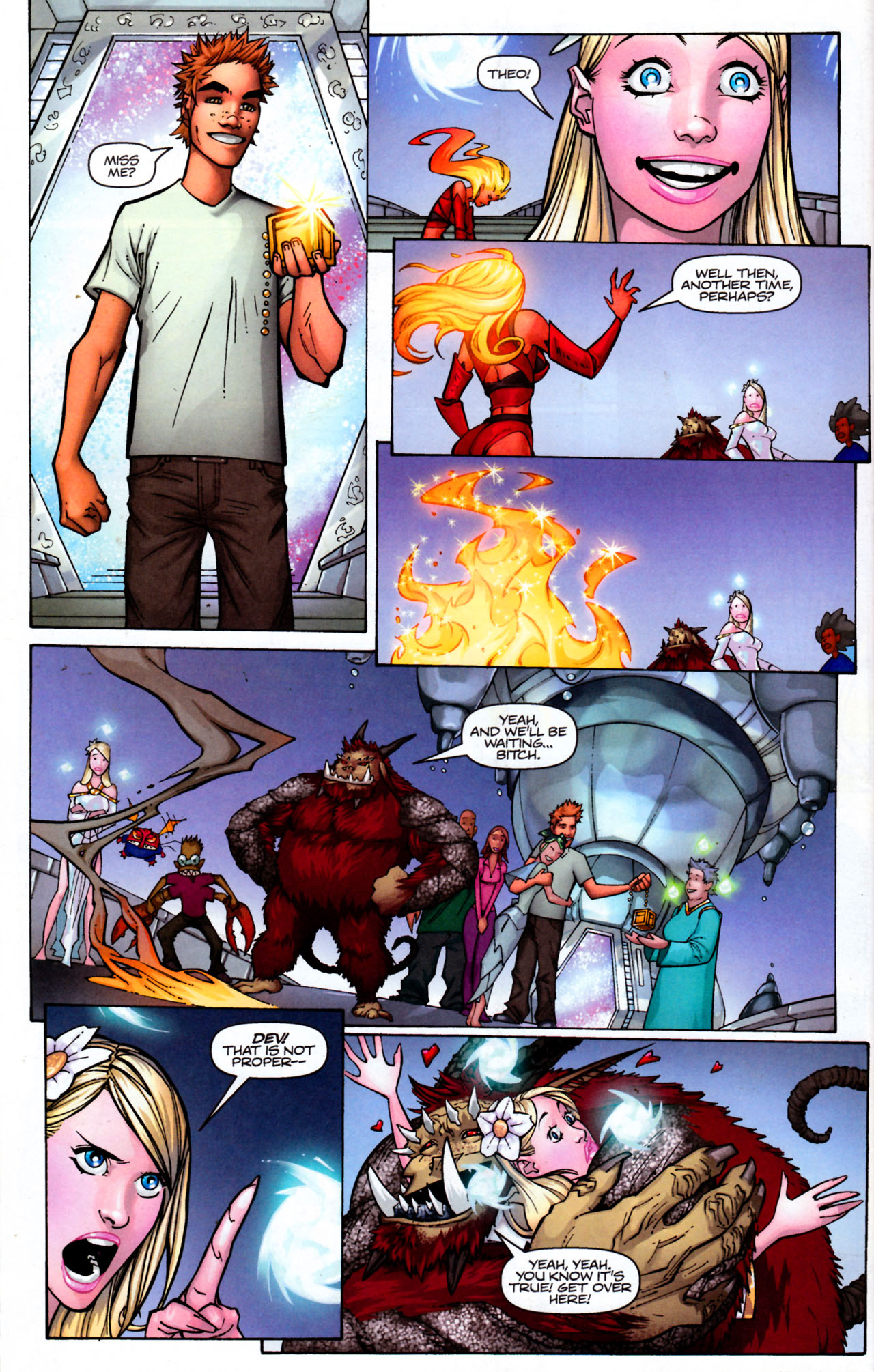 Read online Shrugged (2006) comic -  Issue #8 - 35