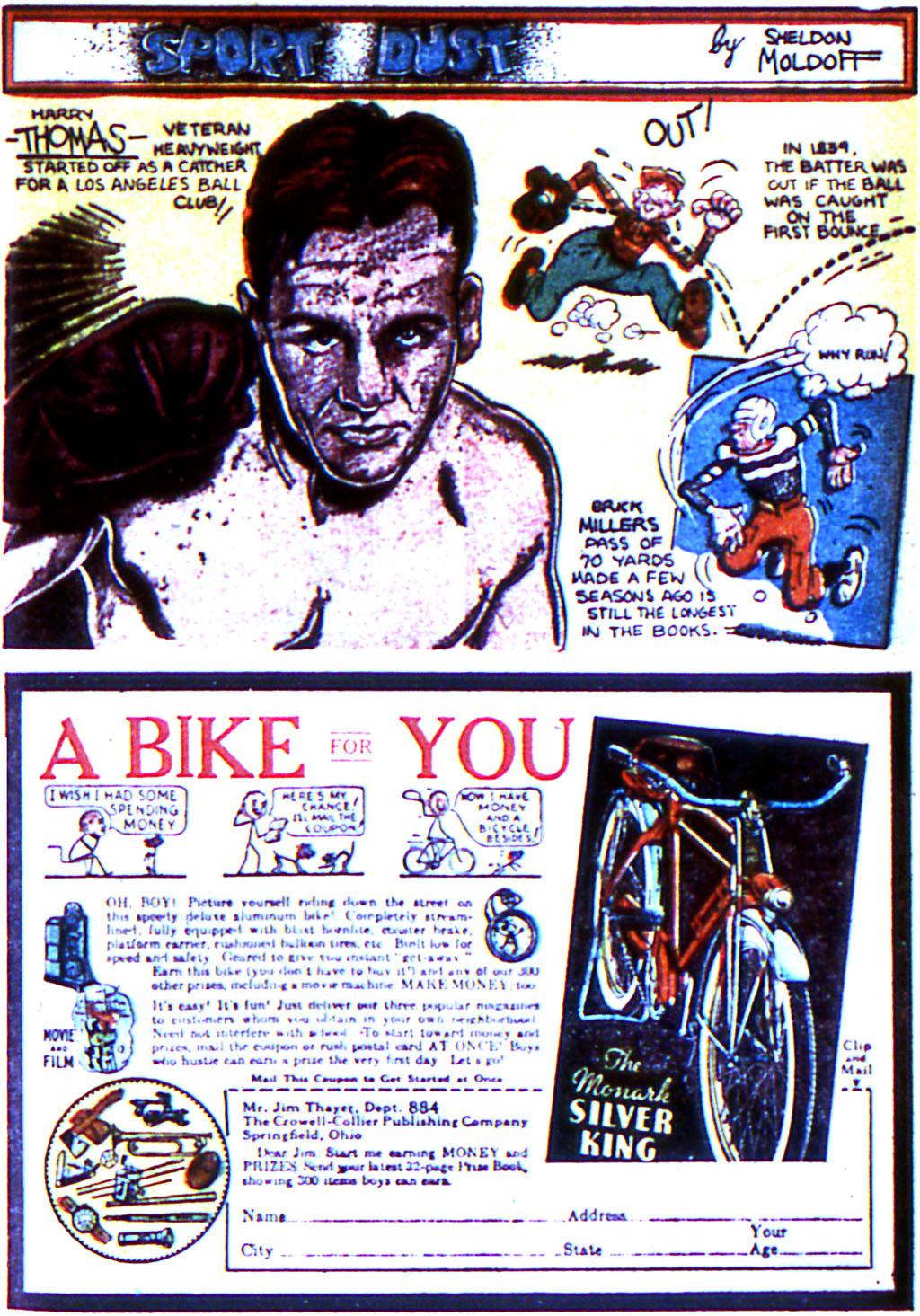 Read online Adventure Comics (1938) comic -  Issue #43 - 9