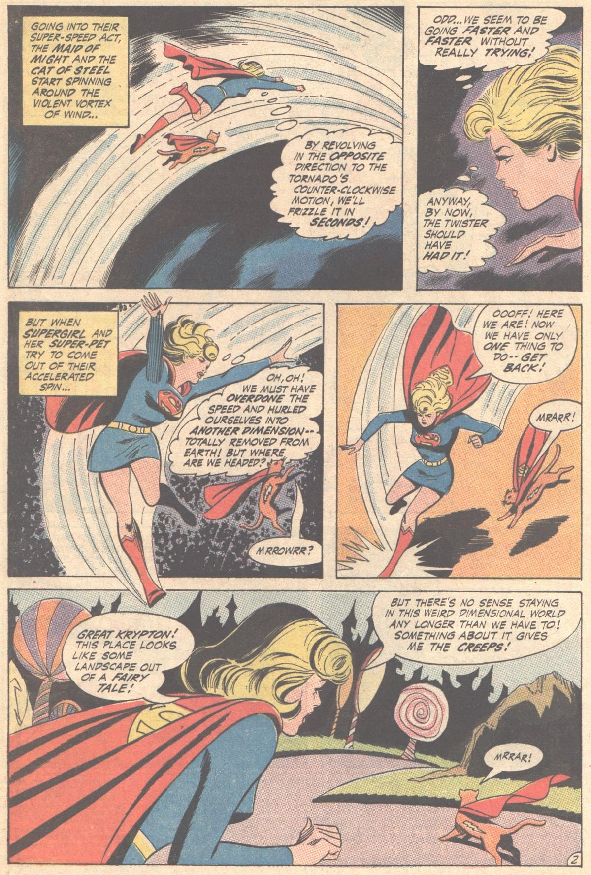 Read online Adventure Comics (1938) comic -  Issue #394 - 4