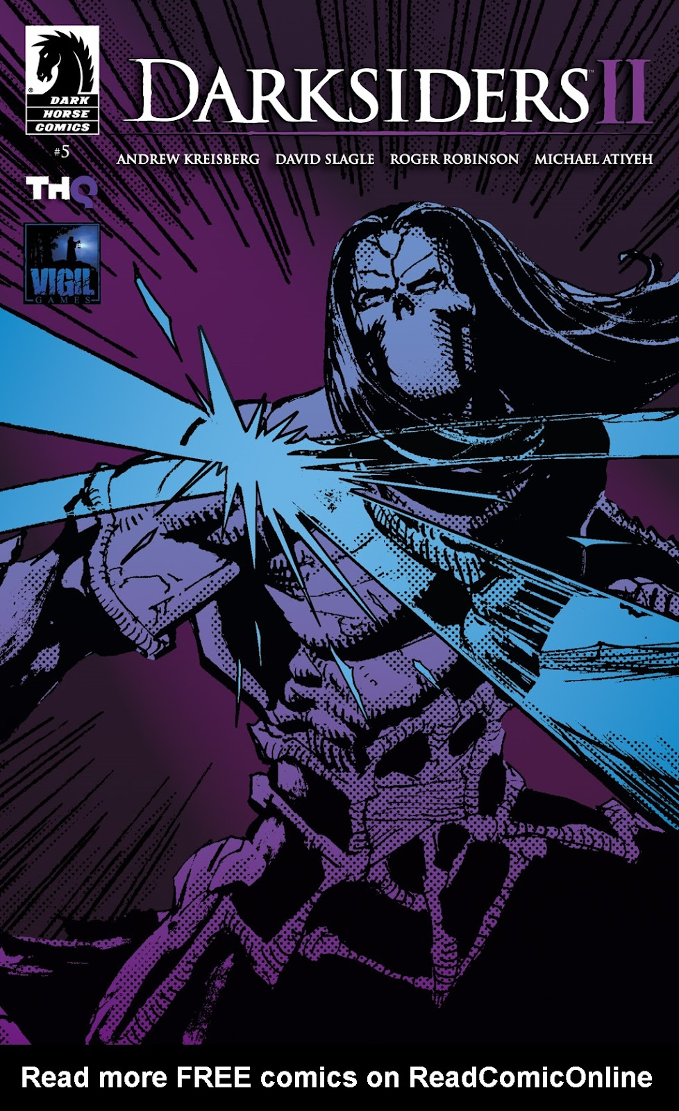 Darksiders II issue 5 - Page 1