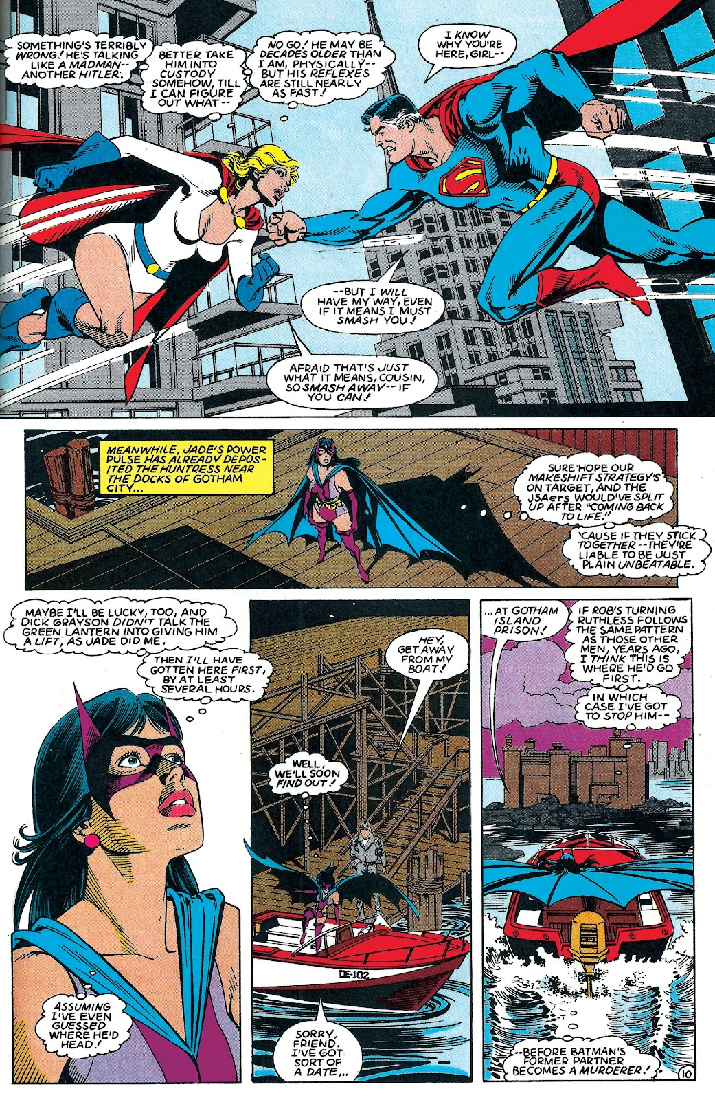Infinity Inc. (1984) issue 6 - Page 11