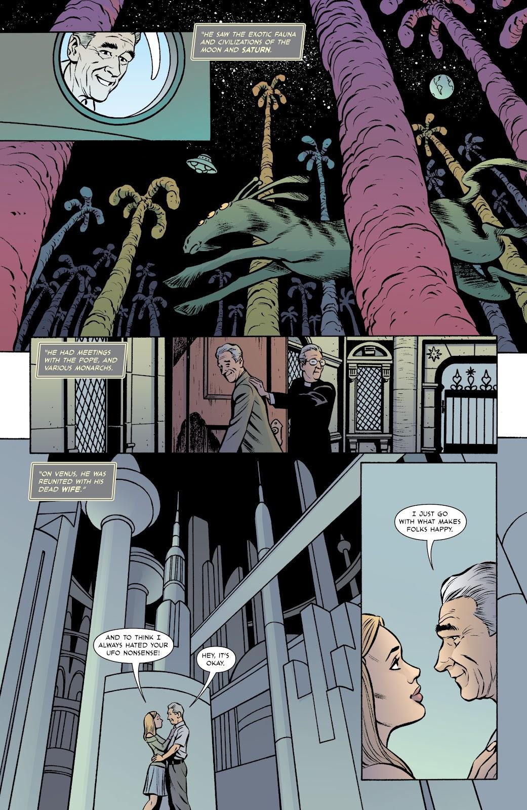 Read online Strange Adventures (2014) comic -  Issue # TPB (Part 1) - 68