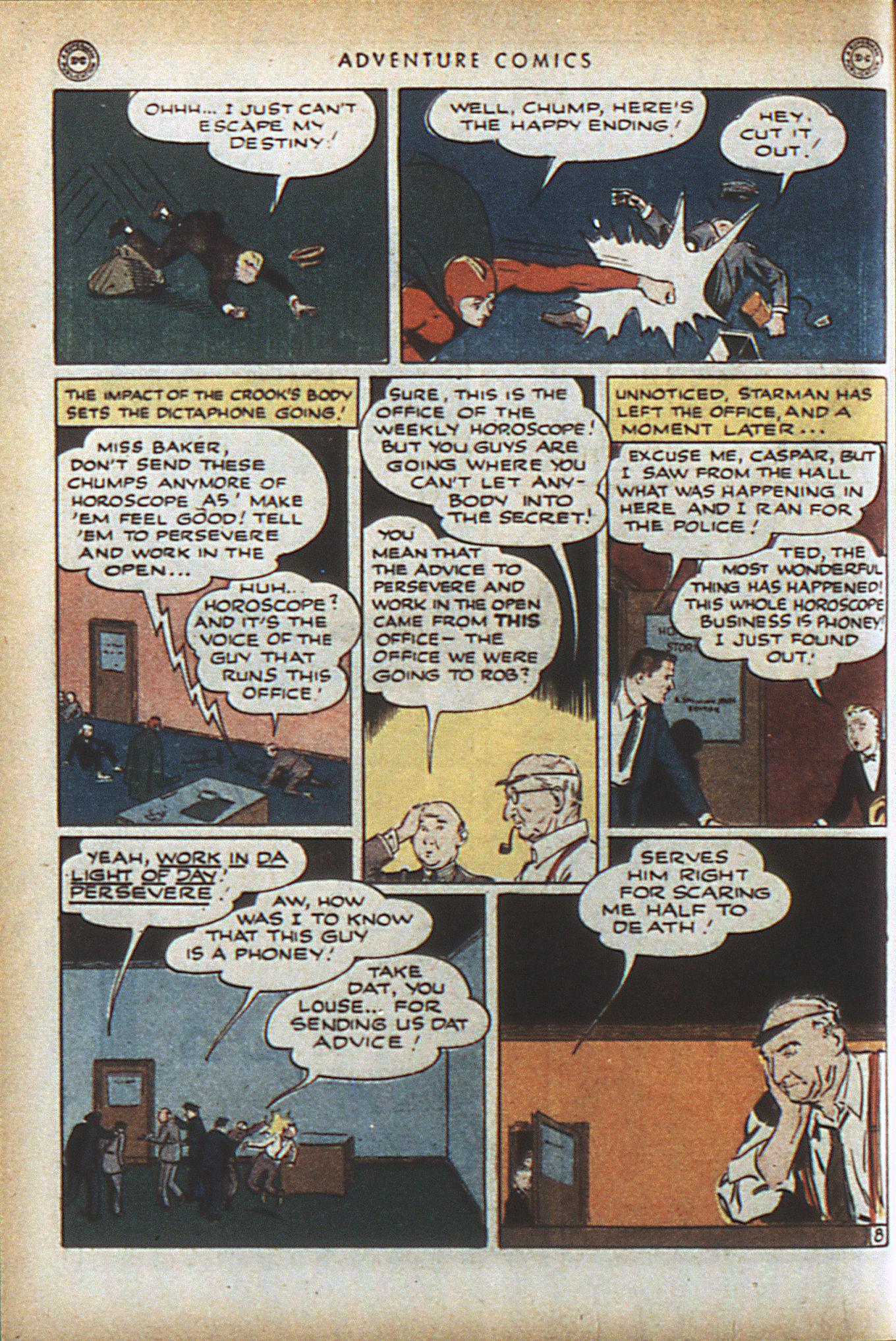 Read online Adventure Comics (1938) comic -  Issue #96 - 41