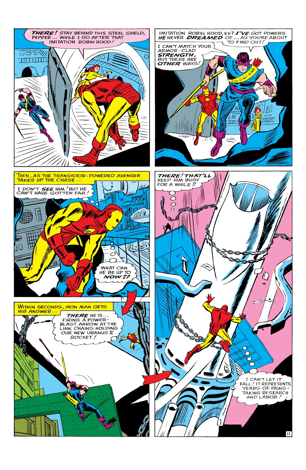 Read online Marvel Masterworks: The Invincible Iron Man comic -  Issue # TPB 2 (Part 2) - 67