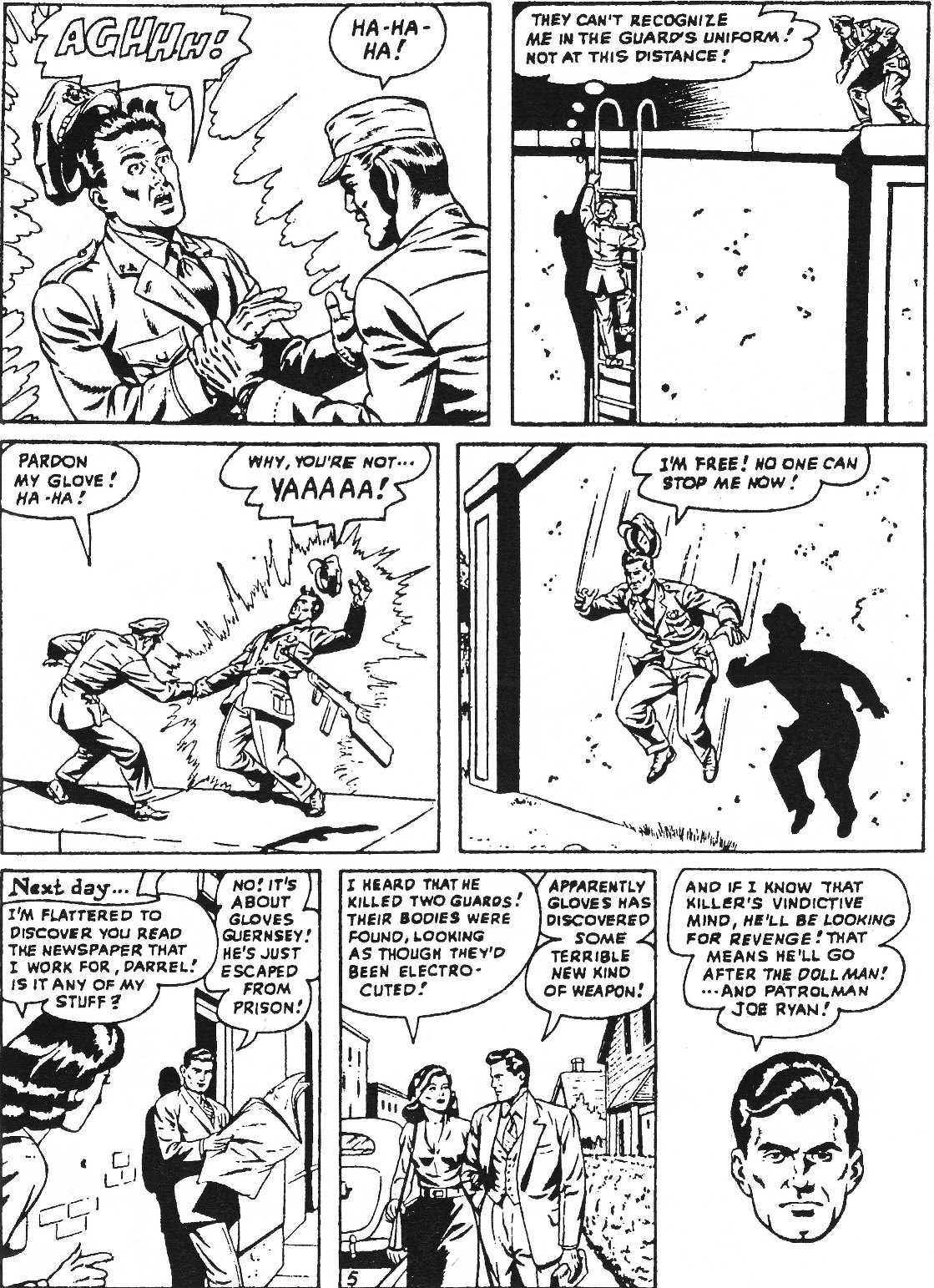 Read online Men of Mystery Comics comic -  Issue #61 - 7
