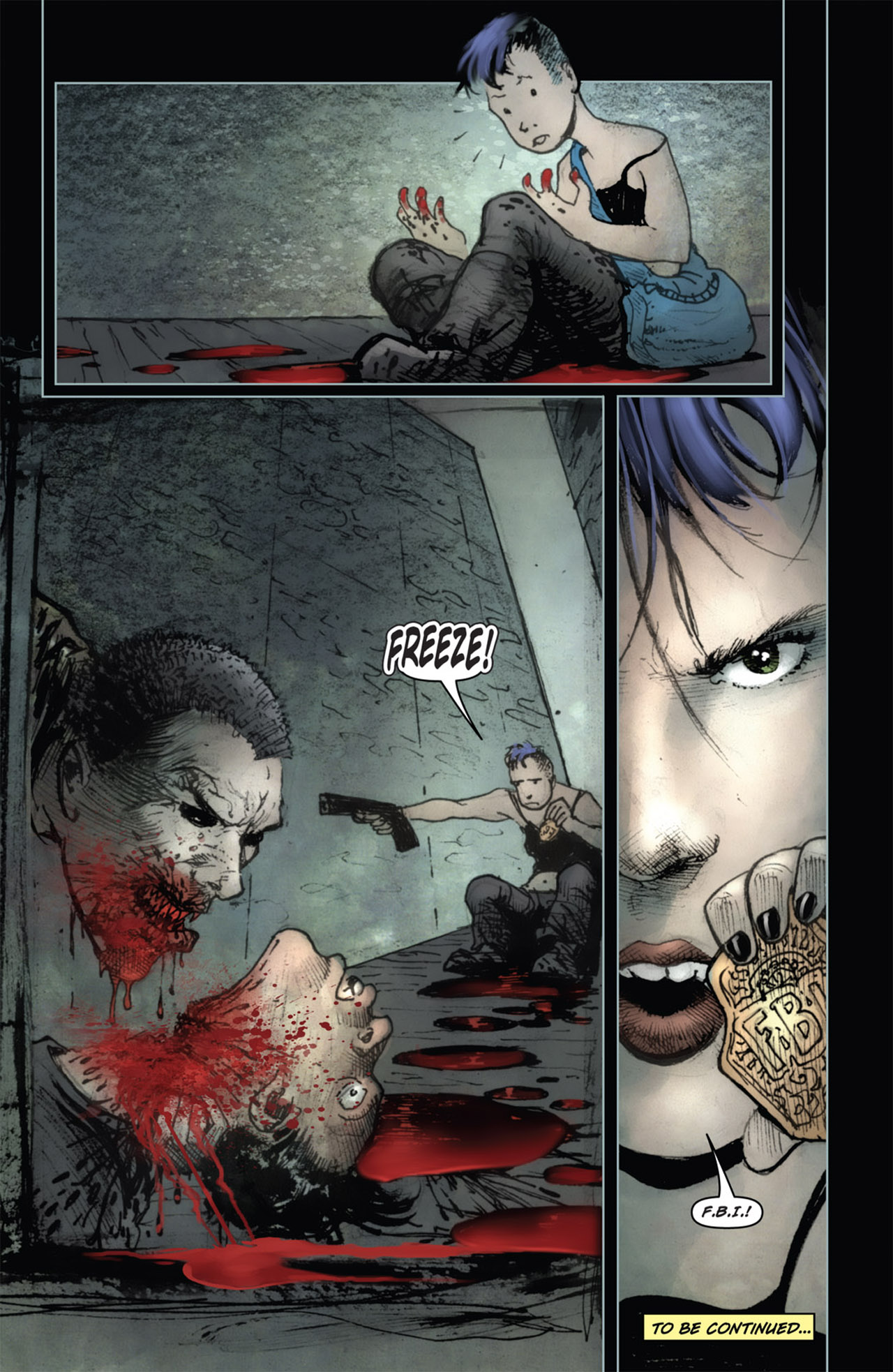 Read online 30 Days of Night (2011) comic -  Issue #1 - 26