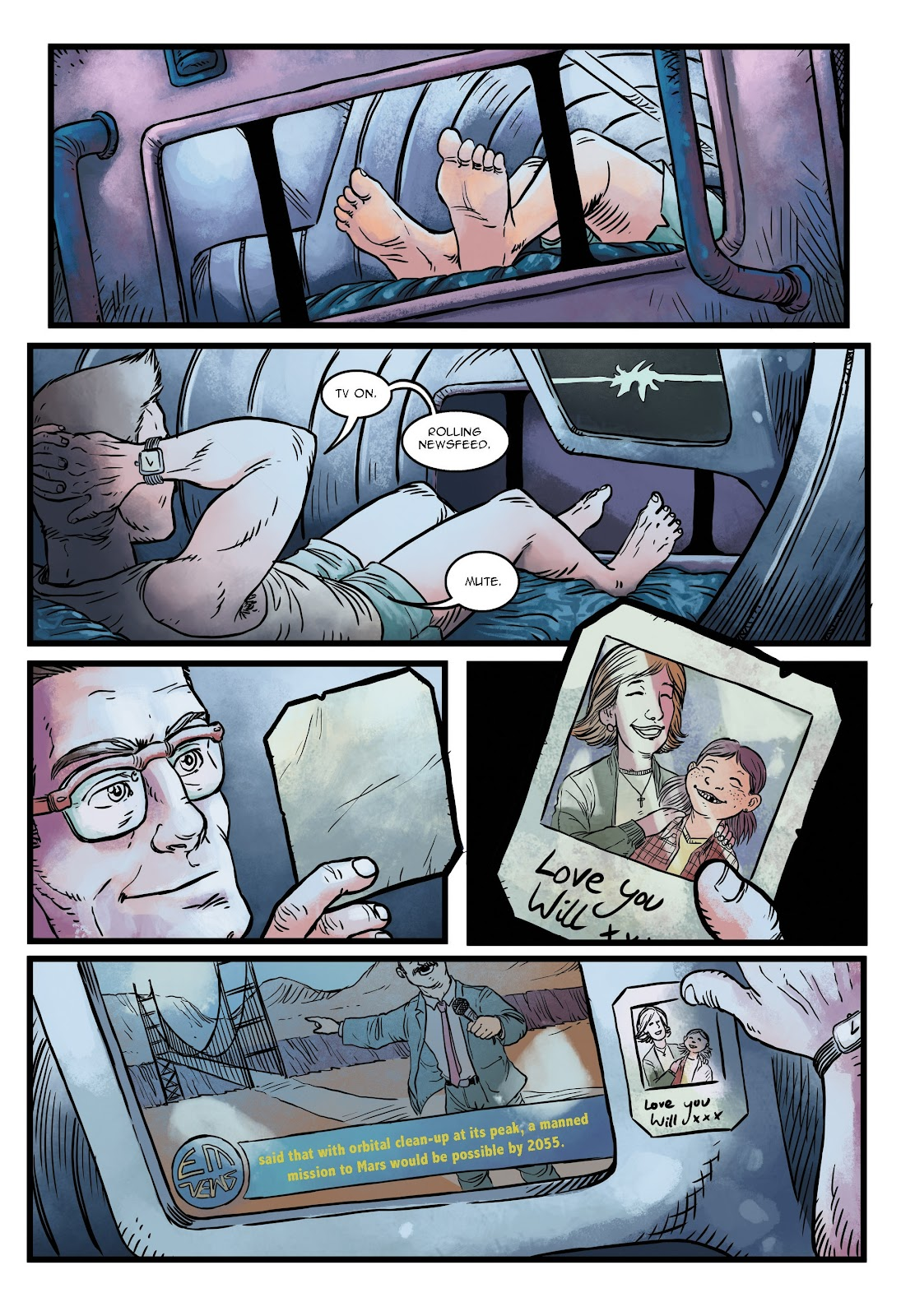 Read online Impossible comic -  Issue # TPB - 16