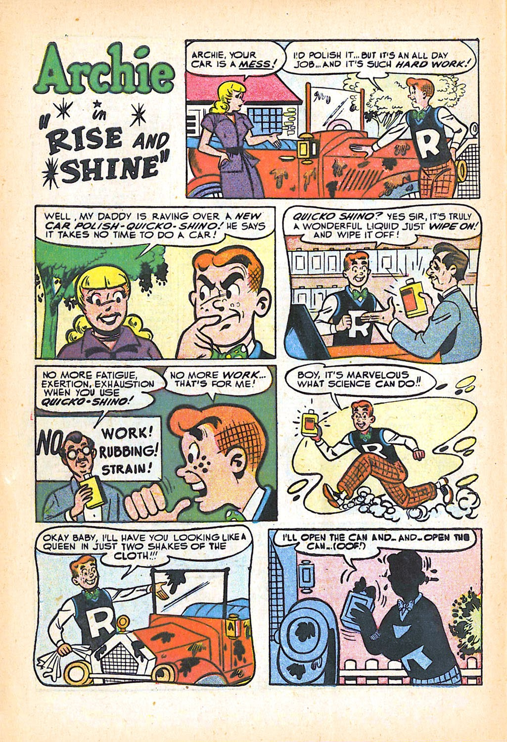 Archie Comics issue 072 - Page 27