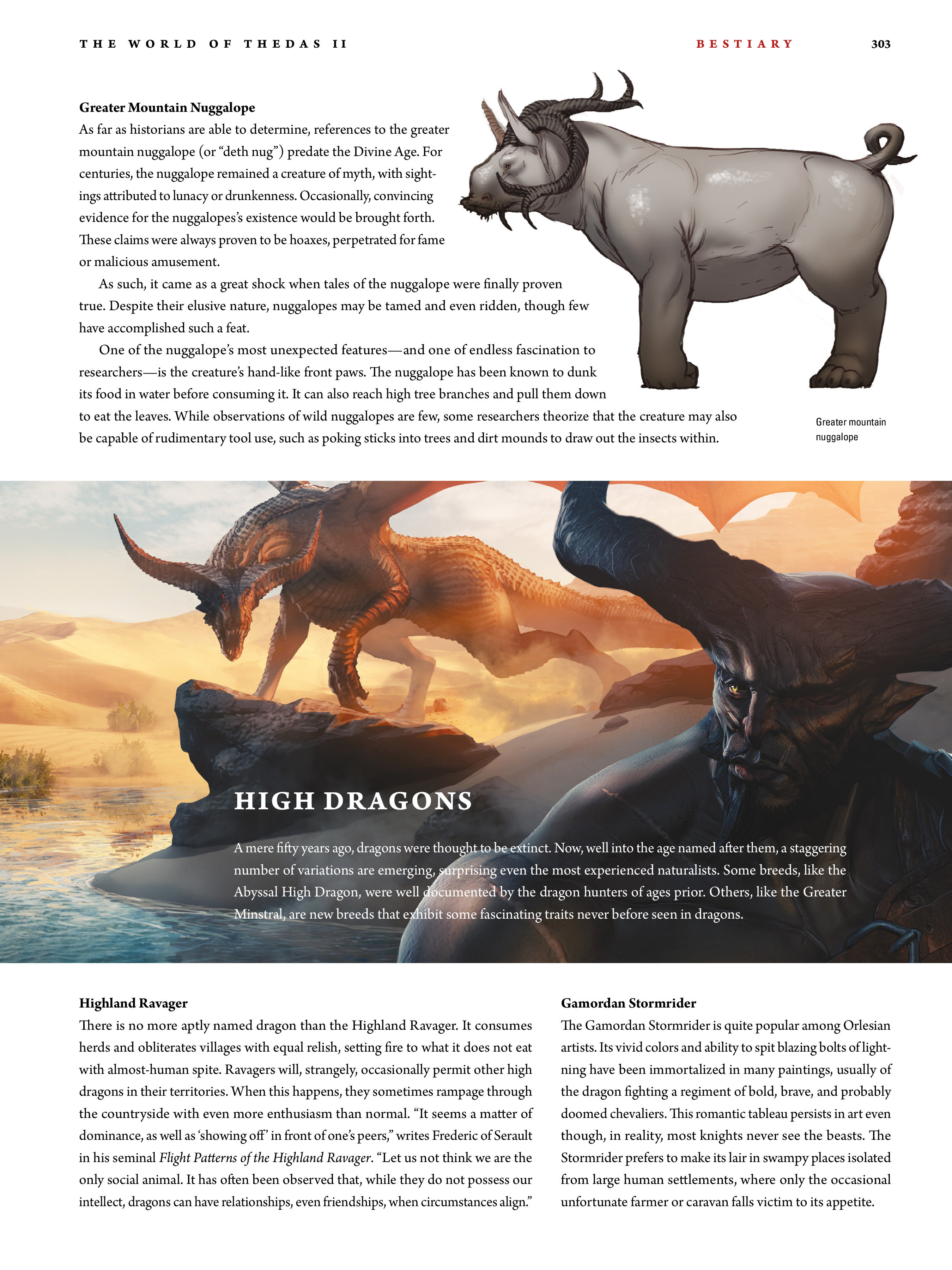 Read online Dragon Age: The World of Thedas comic -  Issue # TPB 2 - 294