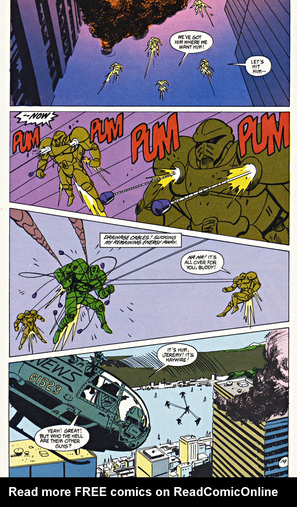 Haywire 6 Page 19