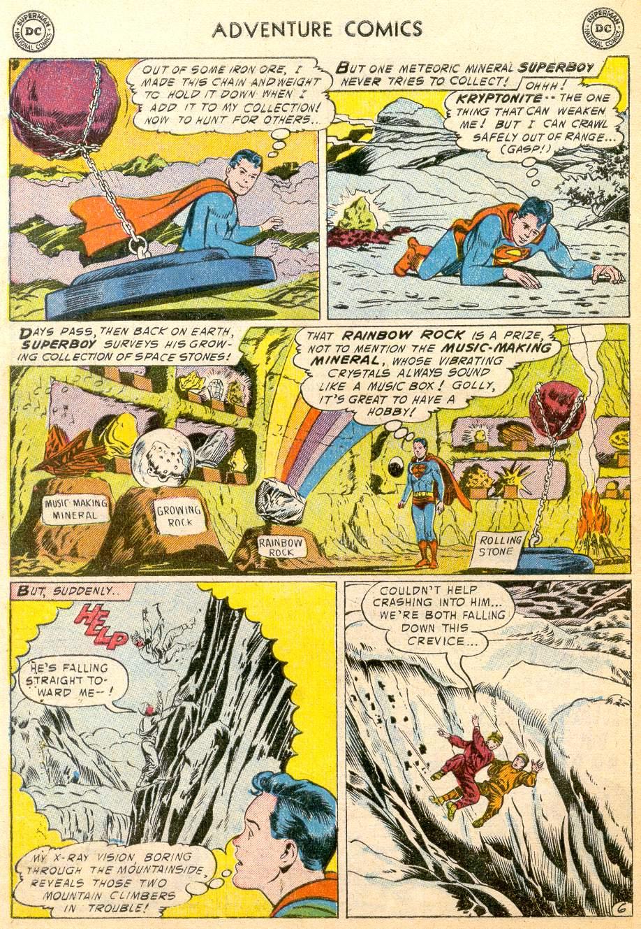 Read online Adventure Comics (1938) comic -  Issue #215 - 8
