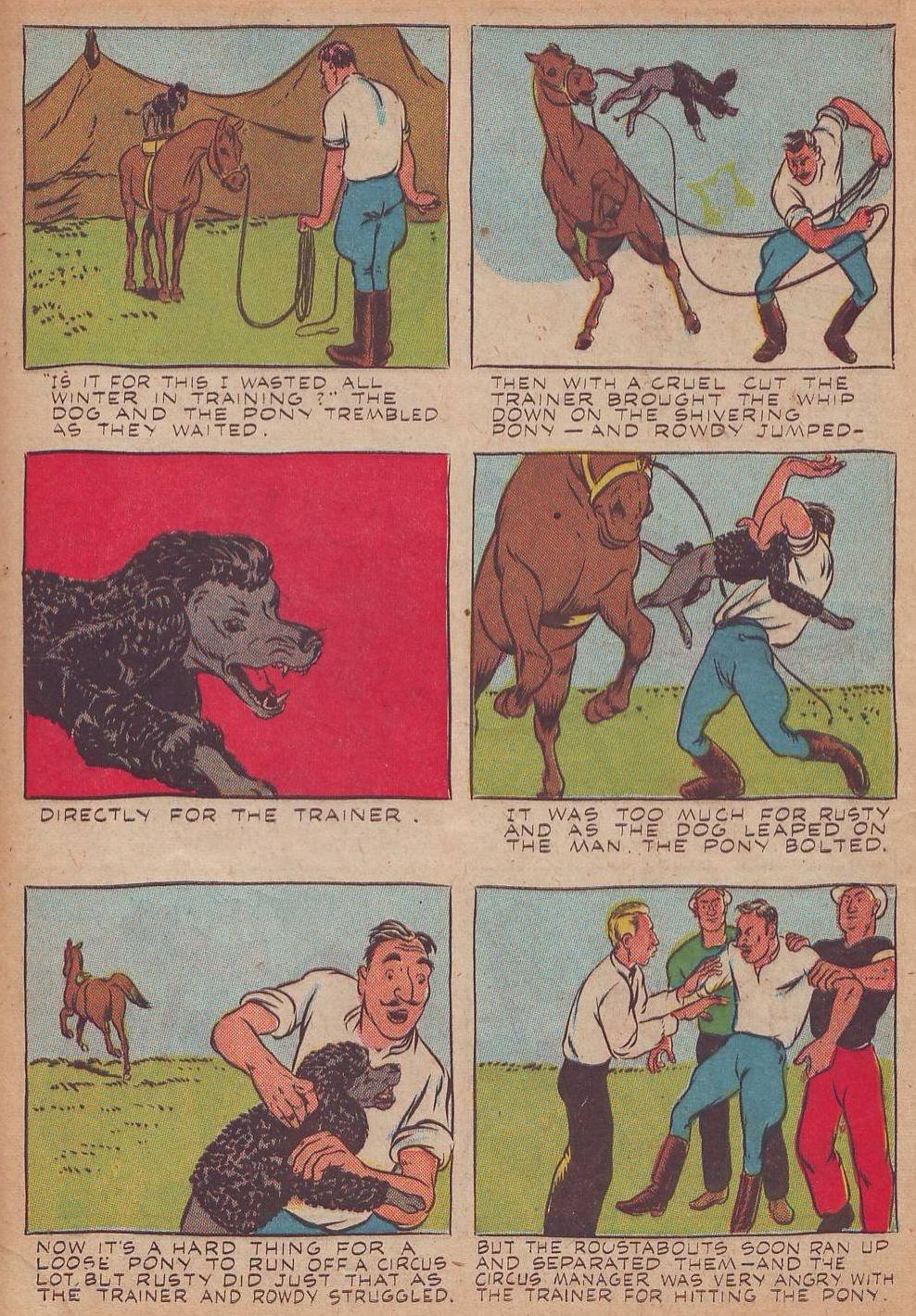 Read online Animal Comics comic -  Issue #21 - 43