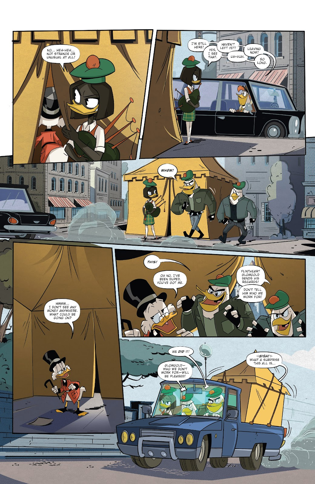 Read online Ducktales (2017) comic -  Issue #19 - 4