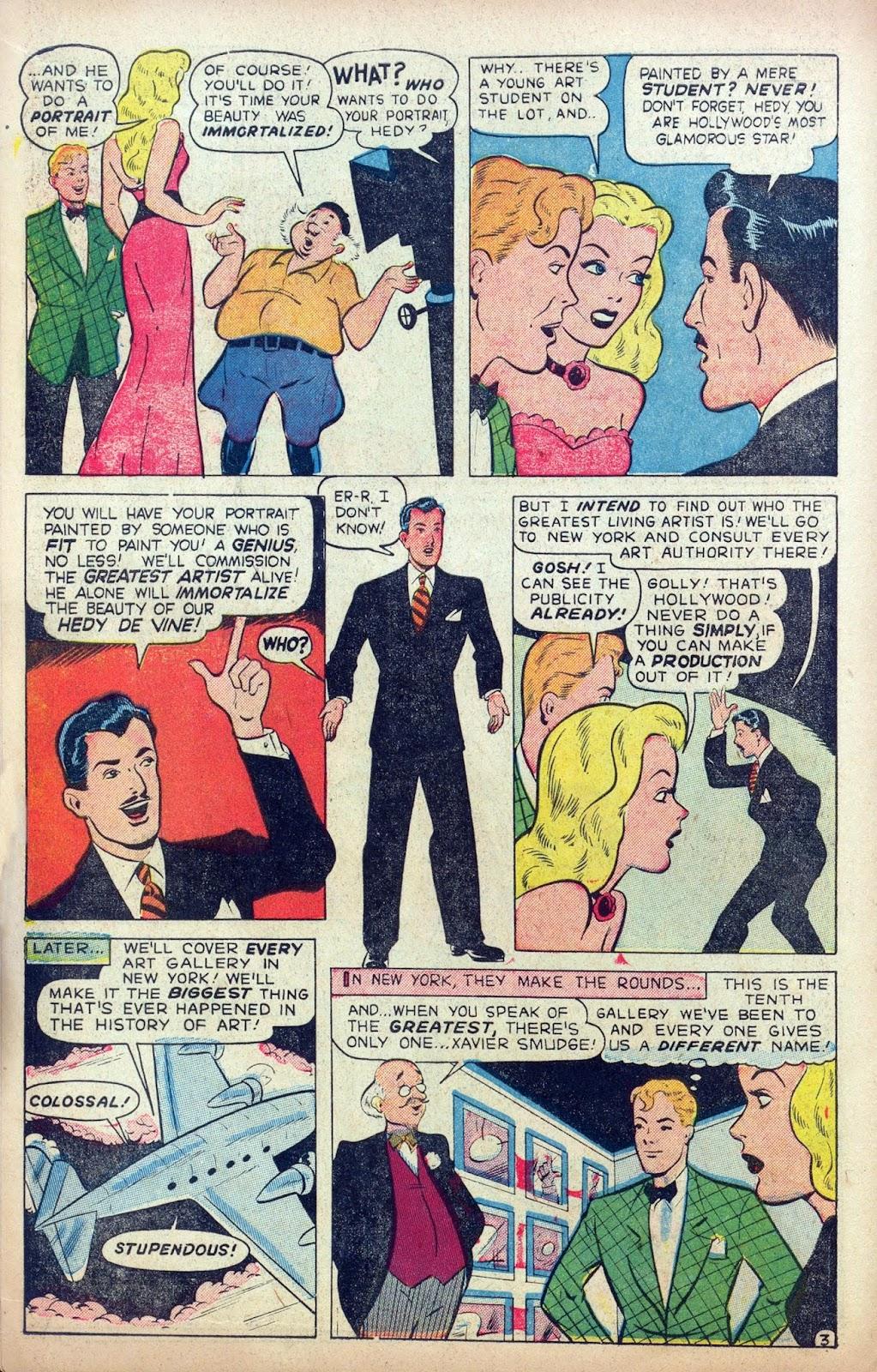 Hedy De Vine Comics issue 31 - Page 14