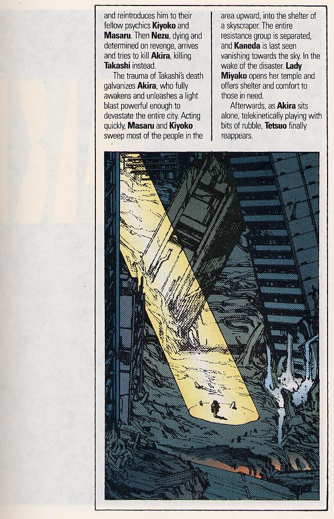 Read online Akira comic -  Issue #17 - 7
