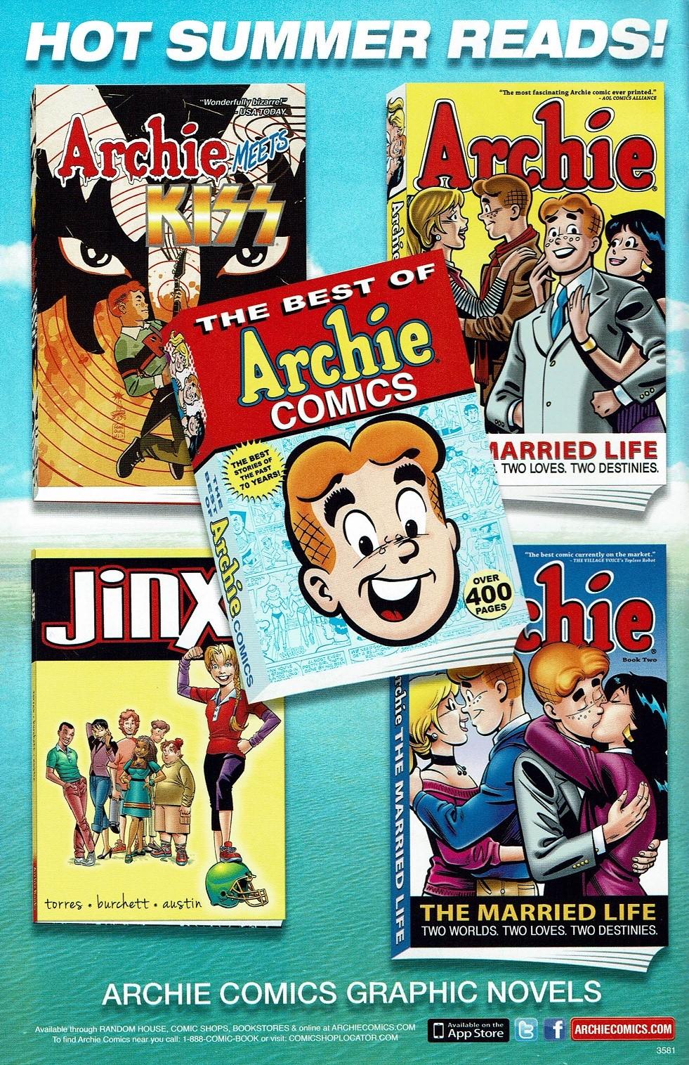 Read online Kevin Keller comic -  Issue #3 - 3