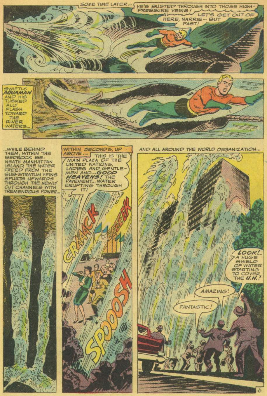Read online Aquaman (1962) comic -  Issue #31 - 9