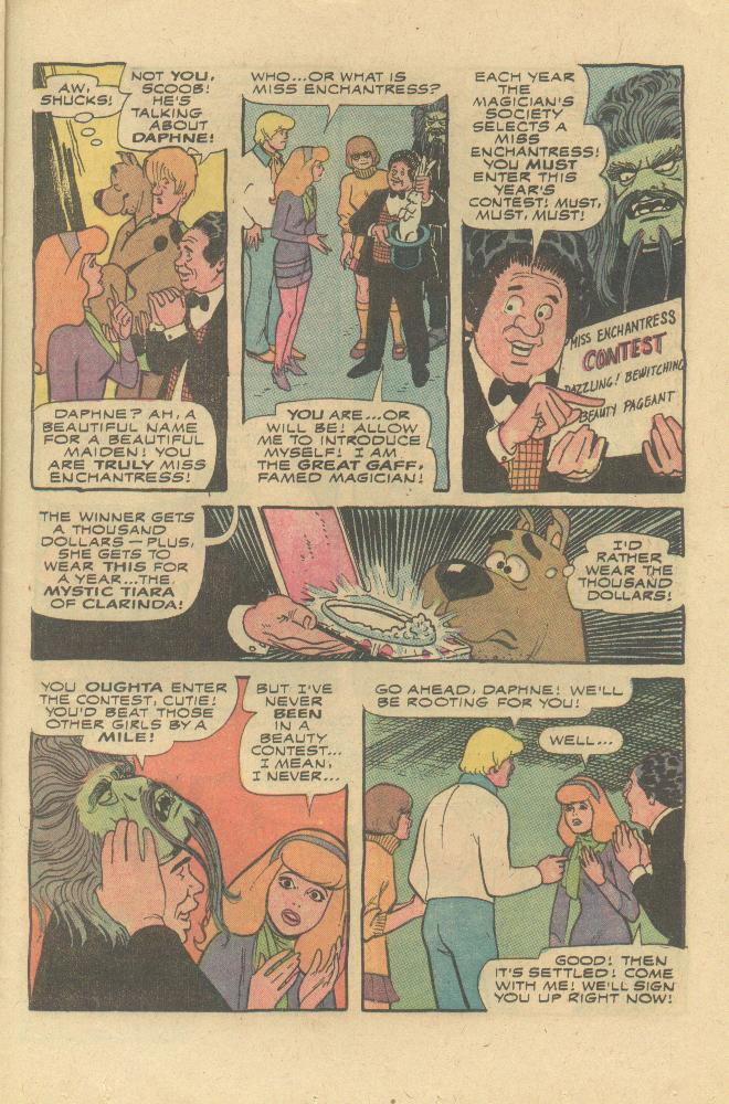 Read online Scooby-Doo... Mystery Comics comic -  Issue #25 - 16
