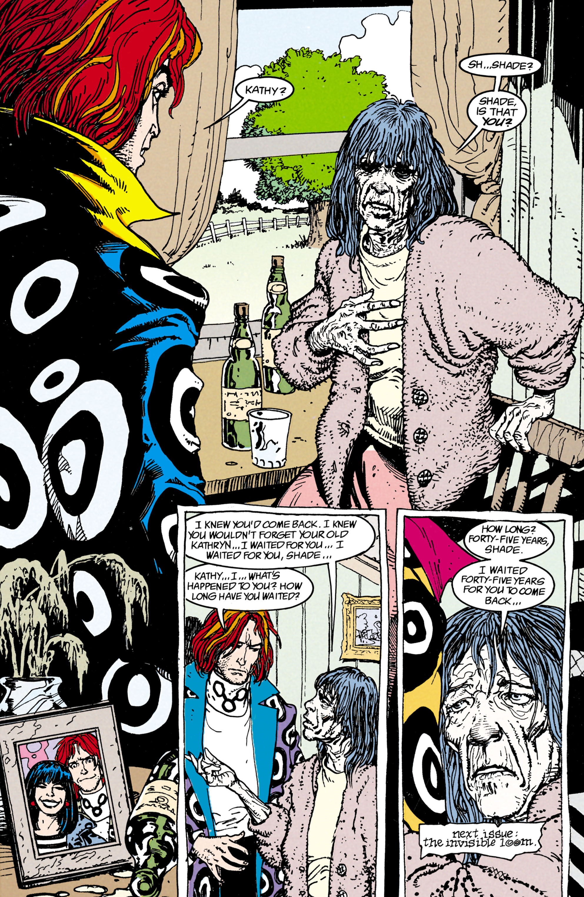 Read online Shade, the Changing Man comic -  Issue #22 - 25