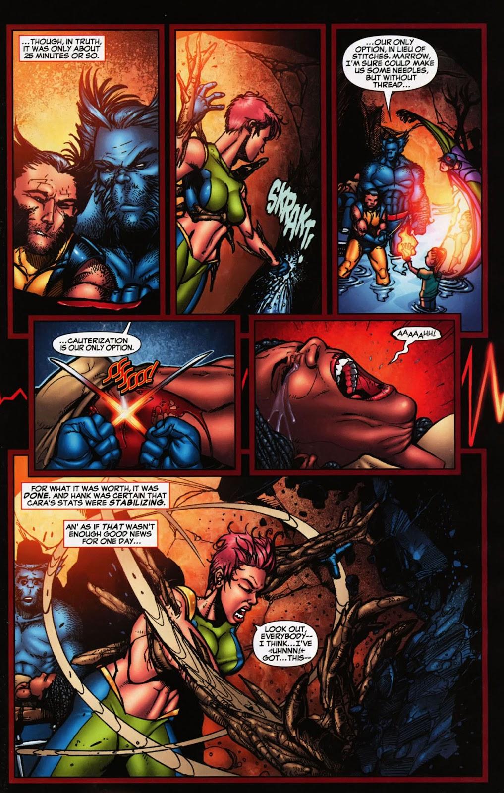 Read online Wolverine (2003) comic -  Issue #900 - 44