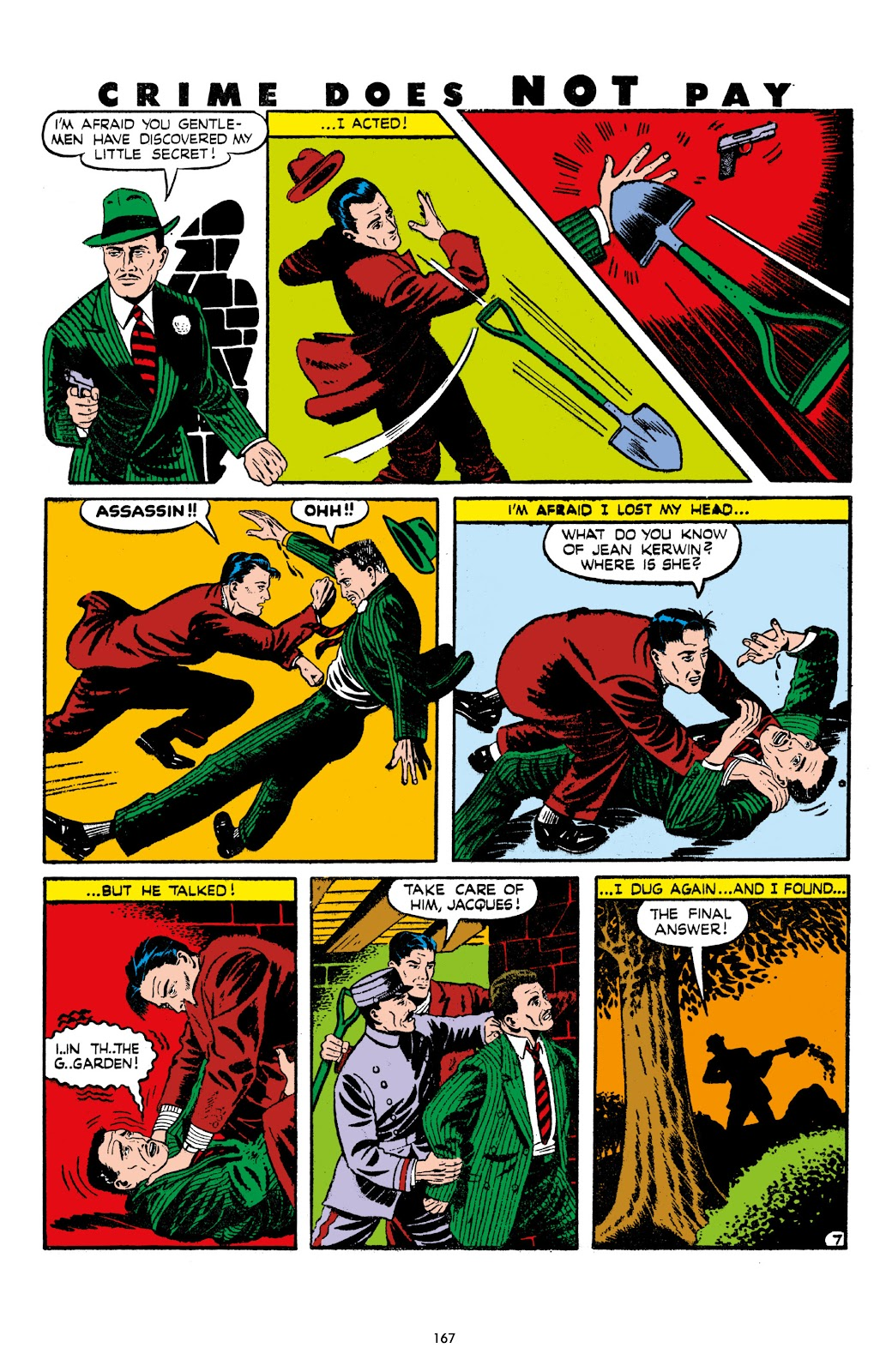 Read online Crime Does Not Pay Archives comic -  Issue # TPB 7 (Part 2) - 69