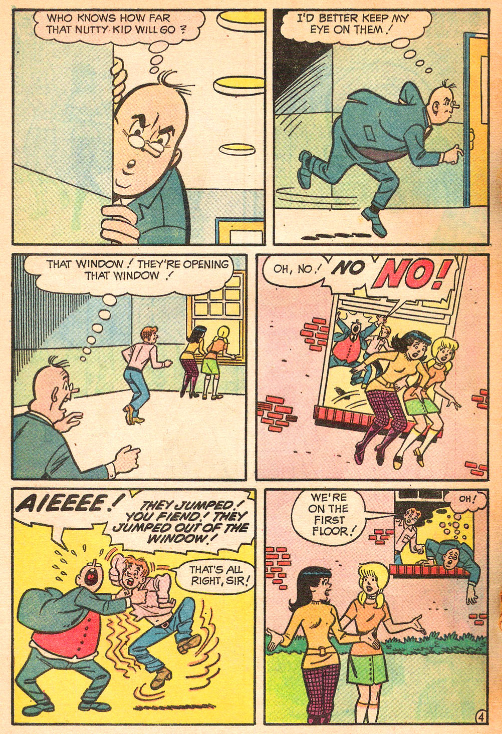 Read online Archie's Girls Betty and Veronica comic -  Issue #185 - 32