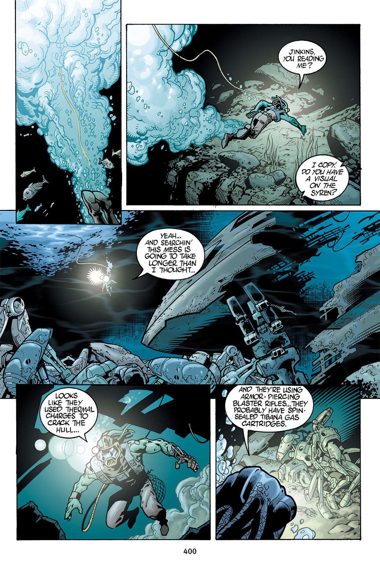 Read online Star Wars Omnibus comic -  Issue # Vol. 10 - 393