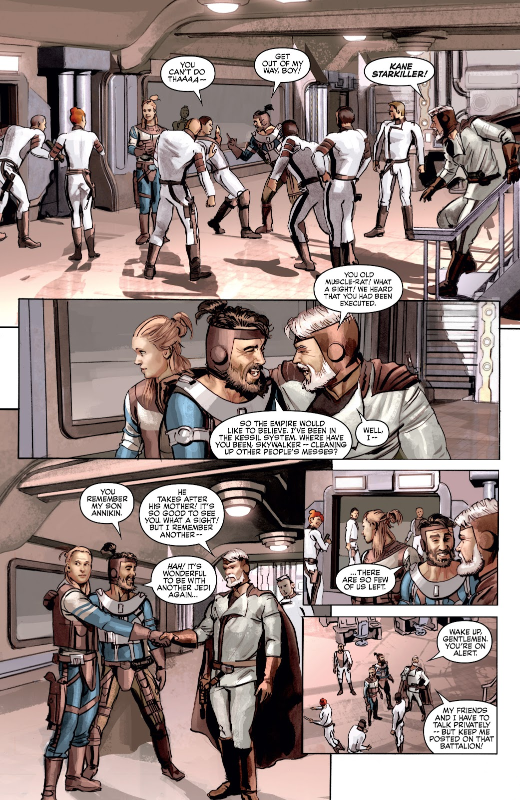 Read online Star Wars Legends: Infinities - Epic Collection comic -  Issue # TPB (Part 4) - 12