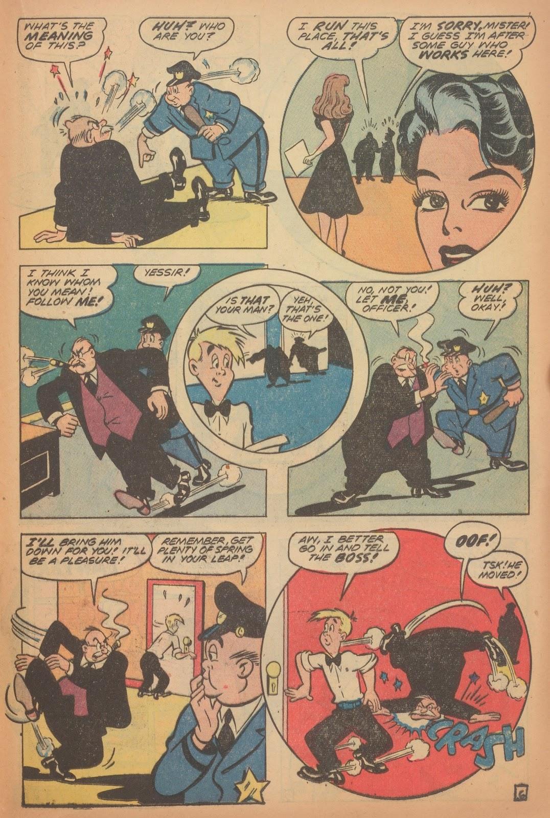 Read online Gay Comics comic -  Issue #33 - 35