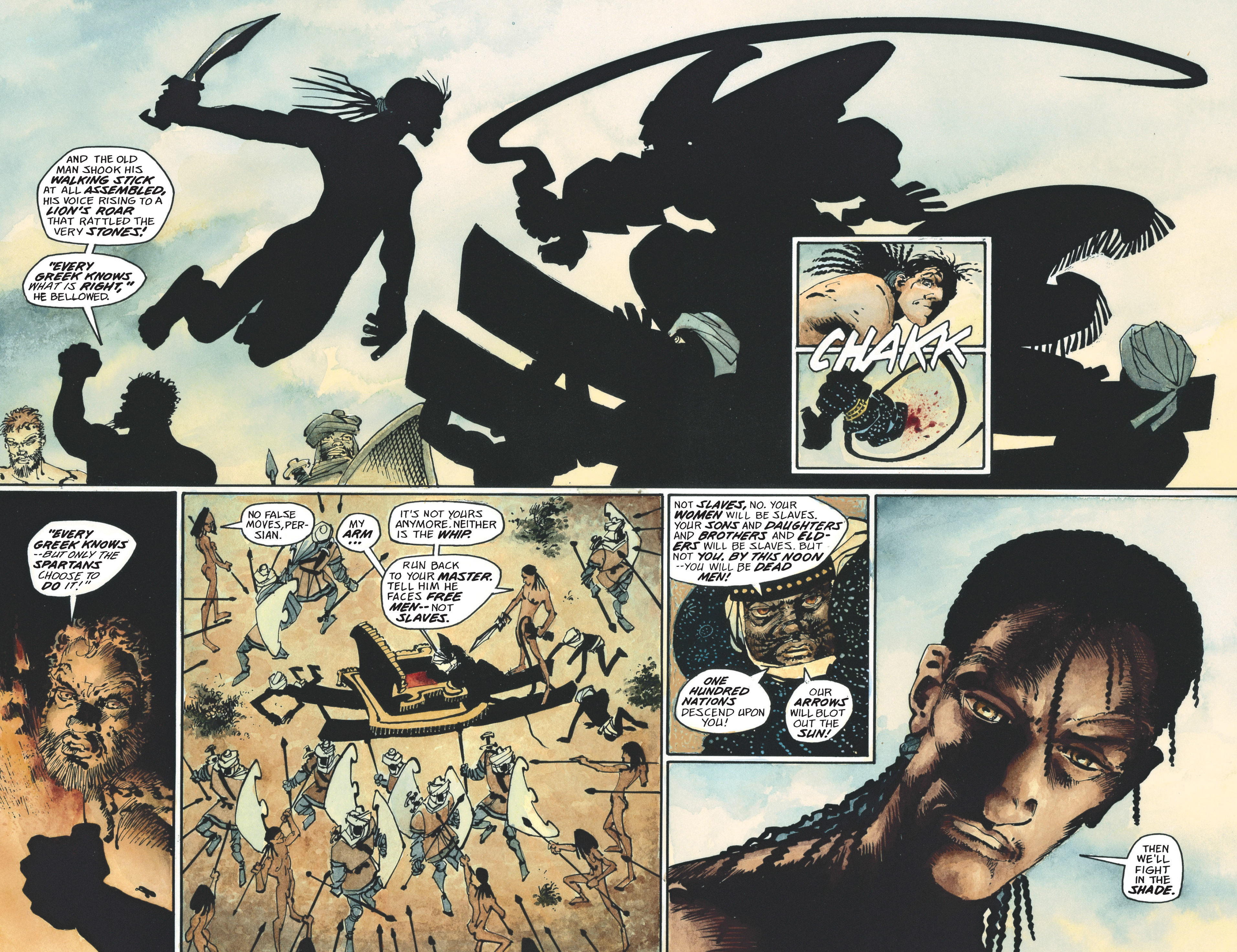 Read online 300 comic -  Issue #300 TPB - 41