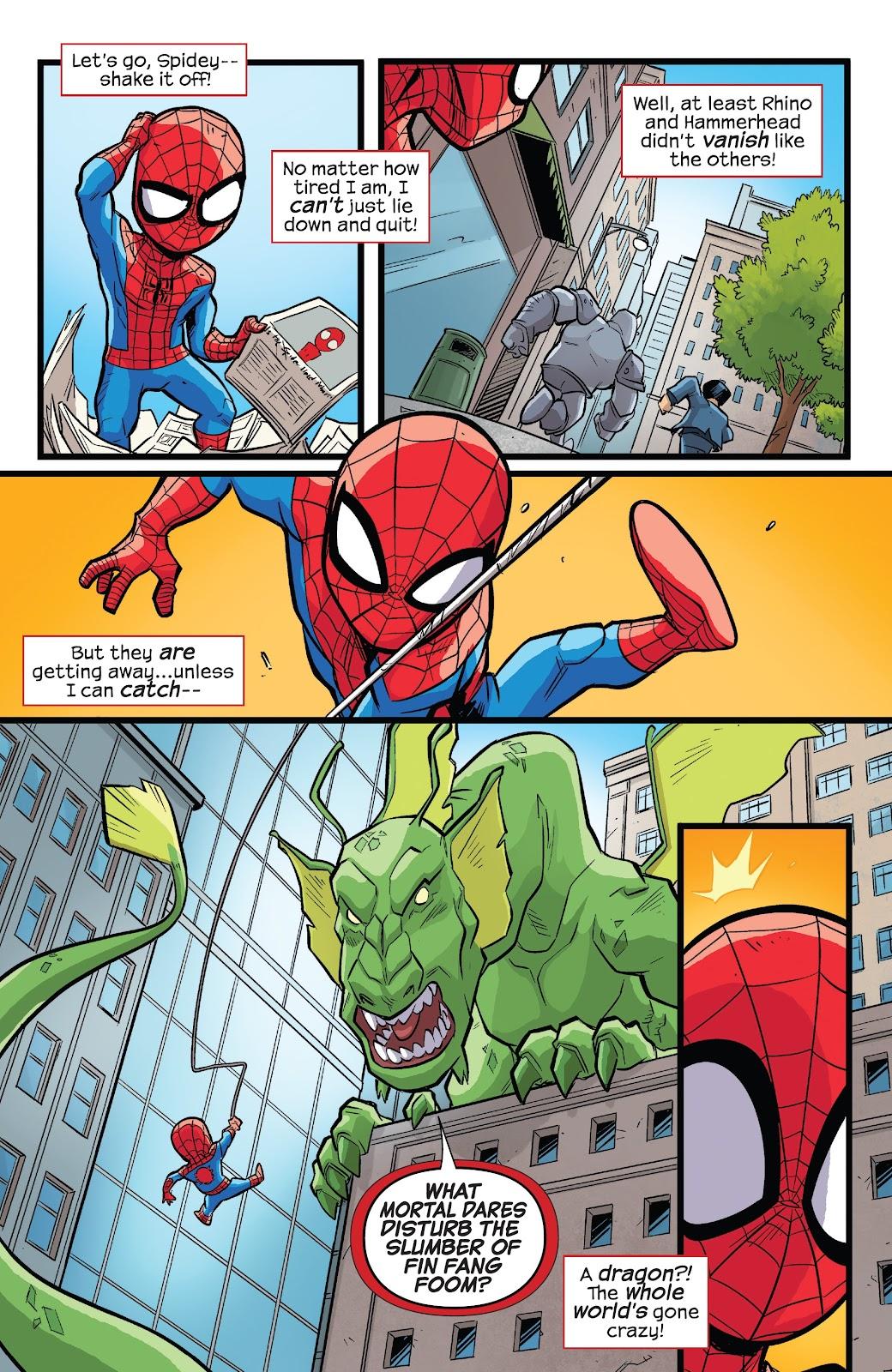 Read online Marvel Super Hero Adventures: Spider-Man – Web Designers comic -  Issue # Full - 9