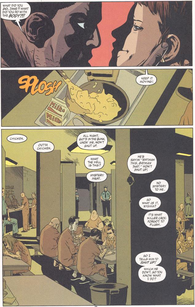 Read online Arkham Asylum: Living Hell comic -  Issue #2 - 9