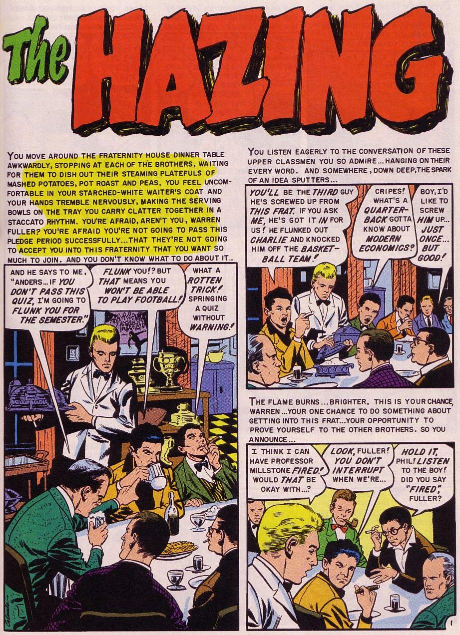 Read online Shock SuspenStories comic -  Issue #16 - 8