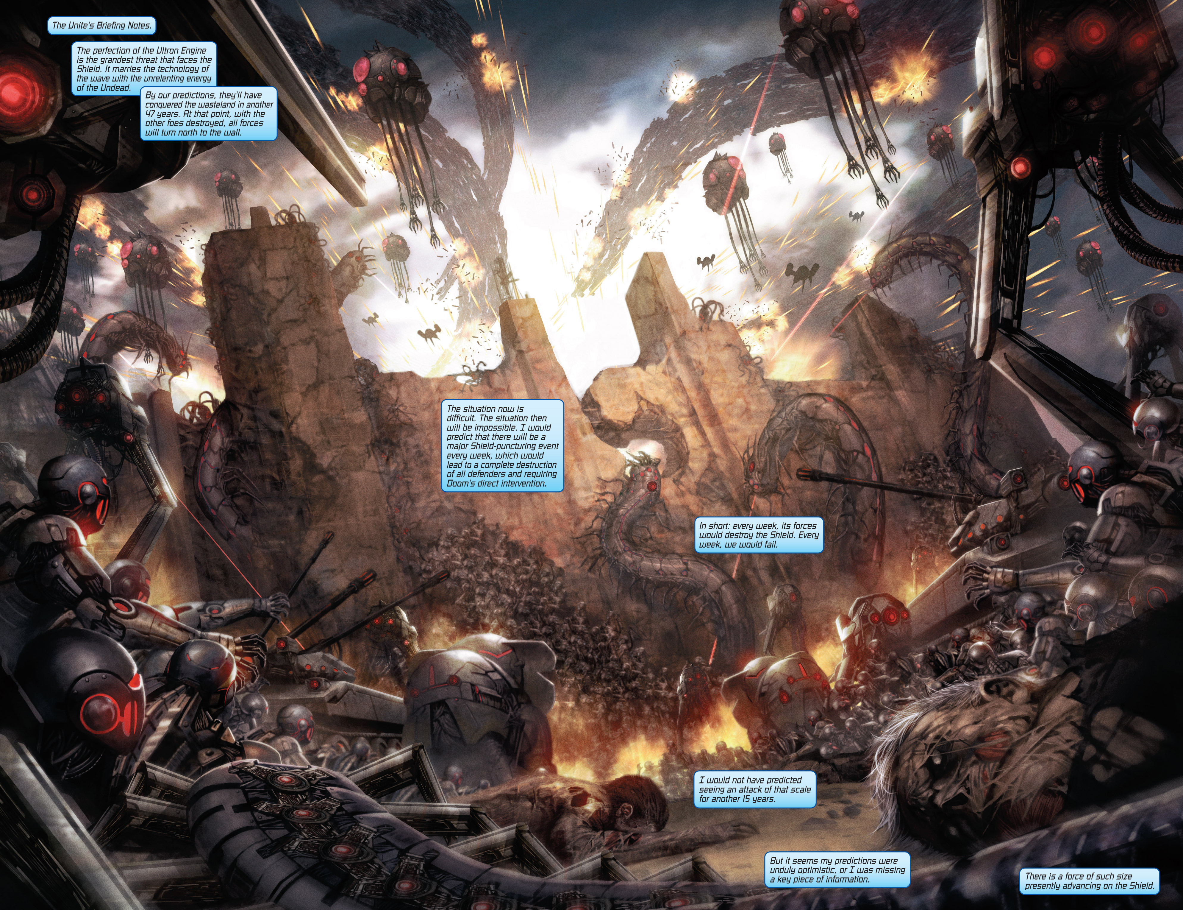 Read online Siege (2015) comic -  Issue #2 - 14