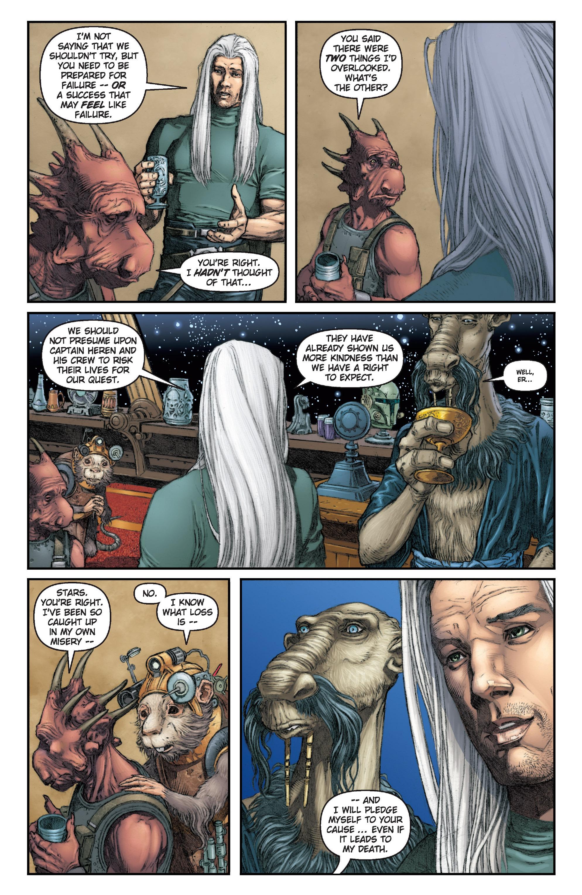 Read online Star Wars Omnibus comic -  Issue # Vol. 31 - 105