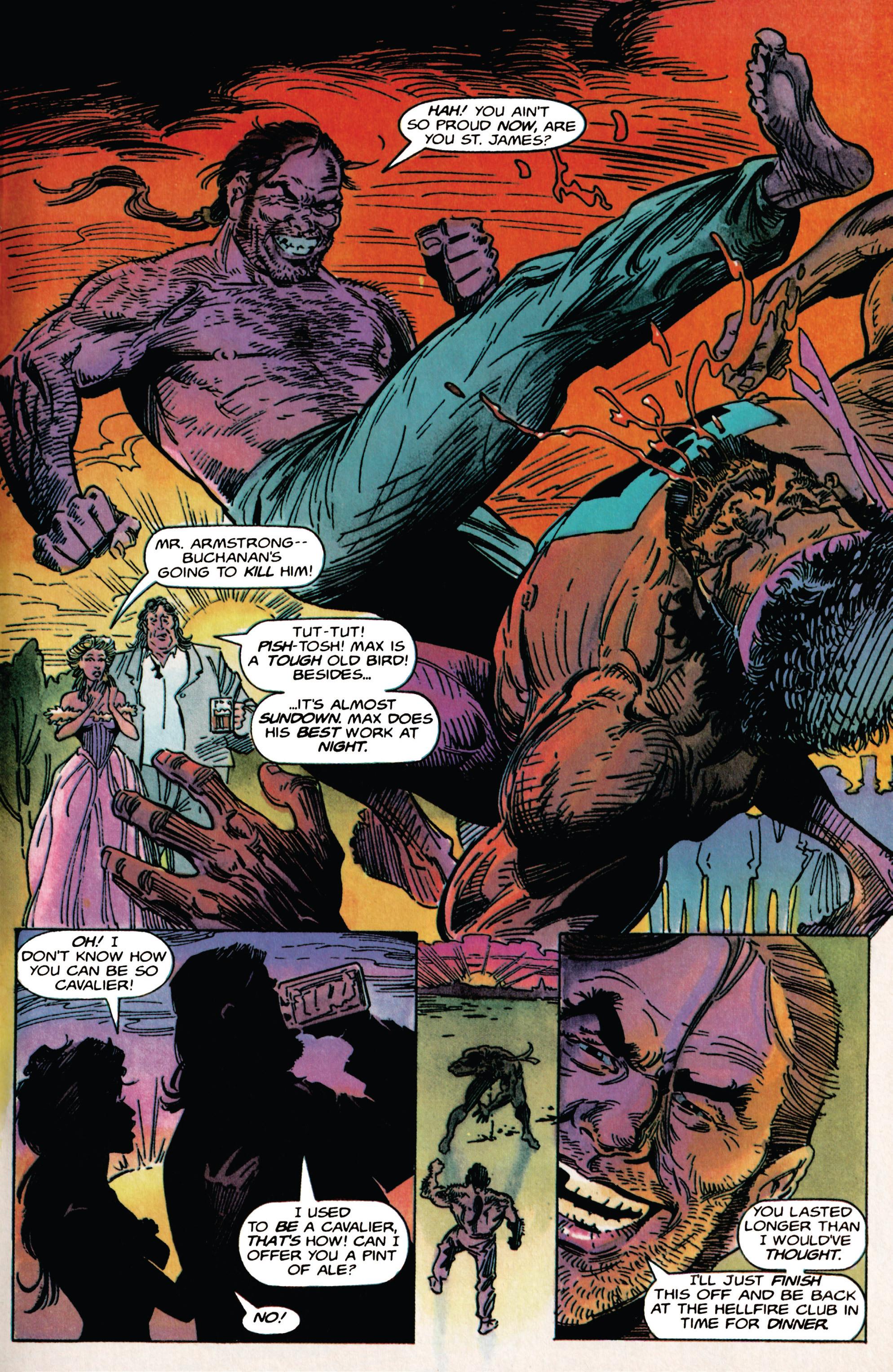Read online Shadowman (1992) comic -  Issue # _TPB 1 - 24