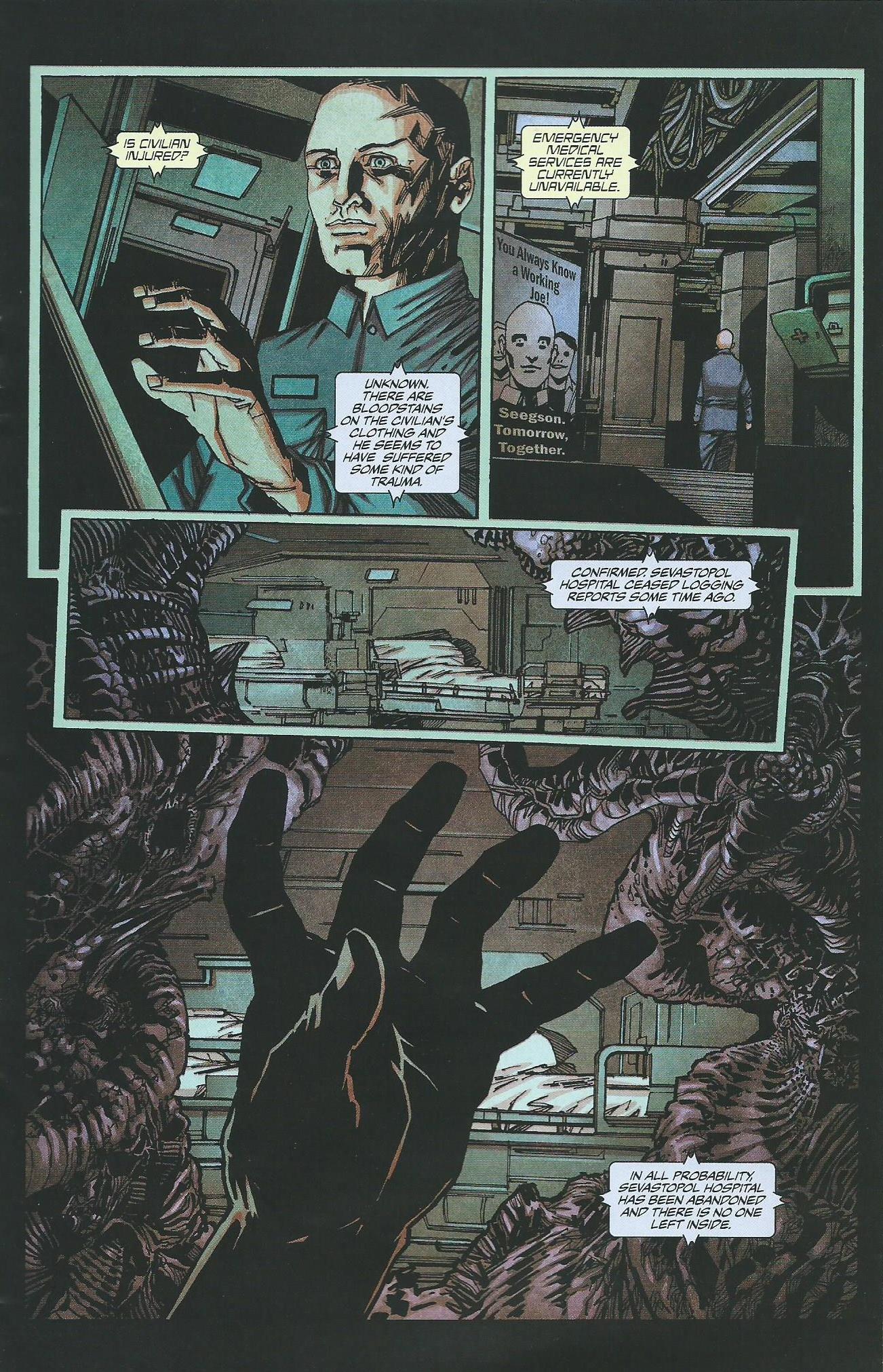 Read online Alien: Isolation comic -  Issue # Full - 14