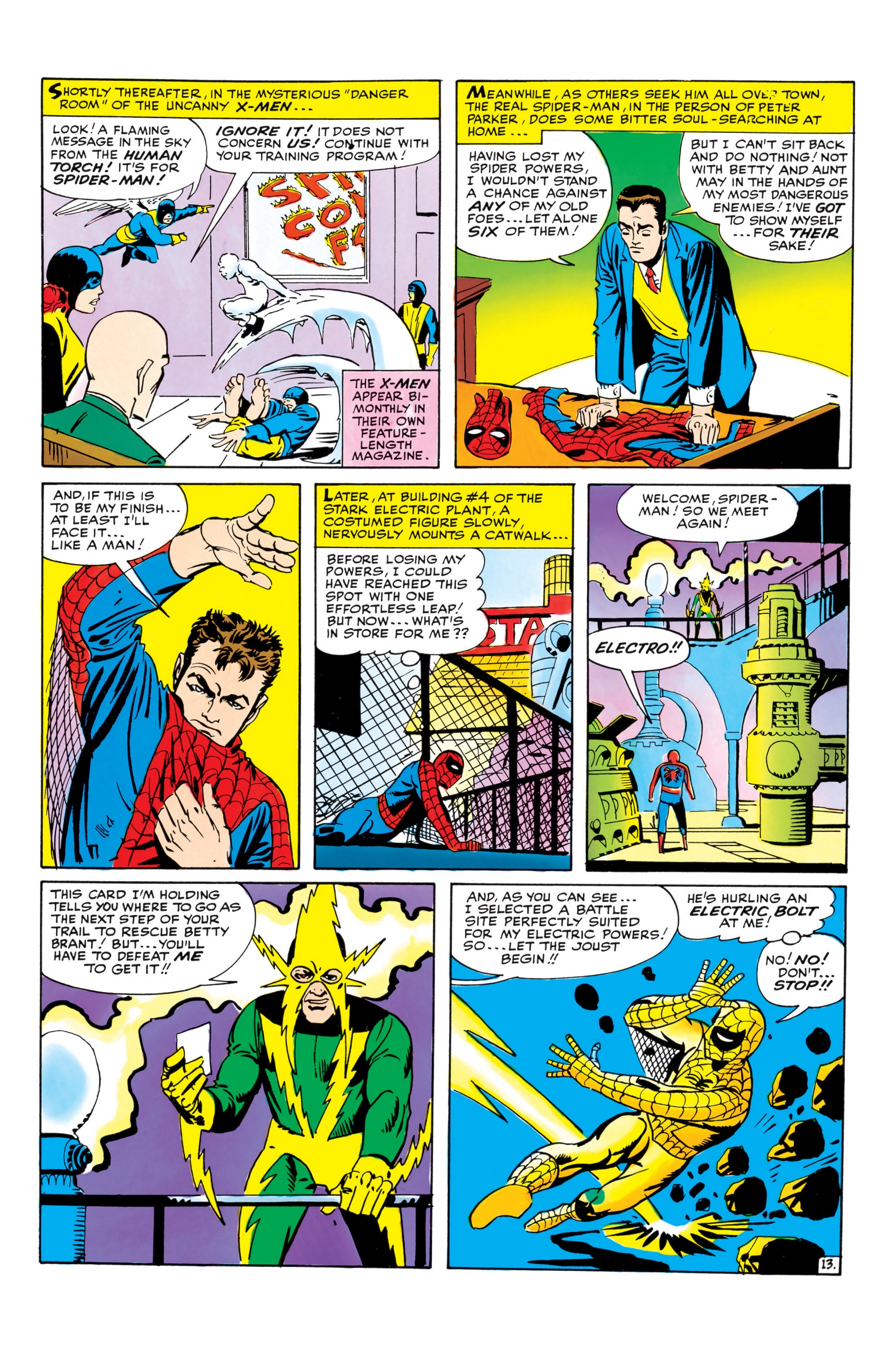 The Amazing Spider-Man (1963) _Annual_1 Page 13