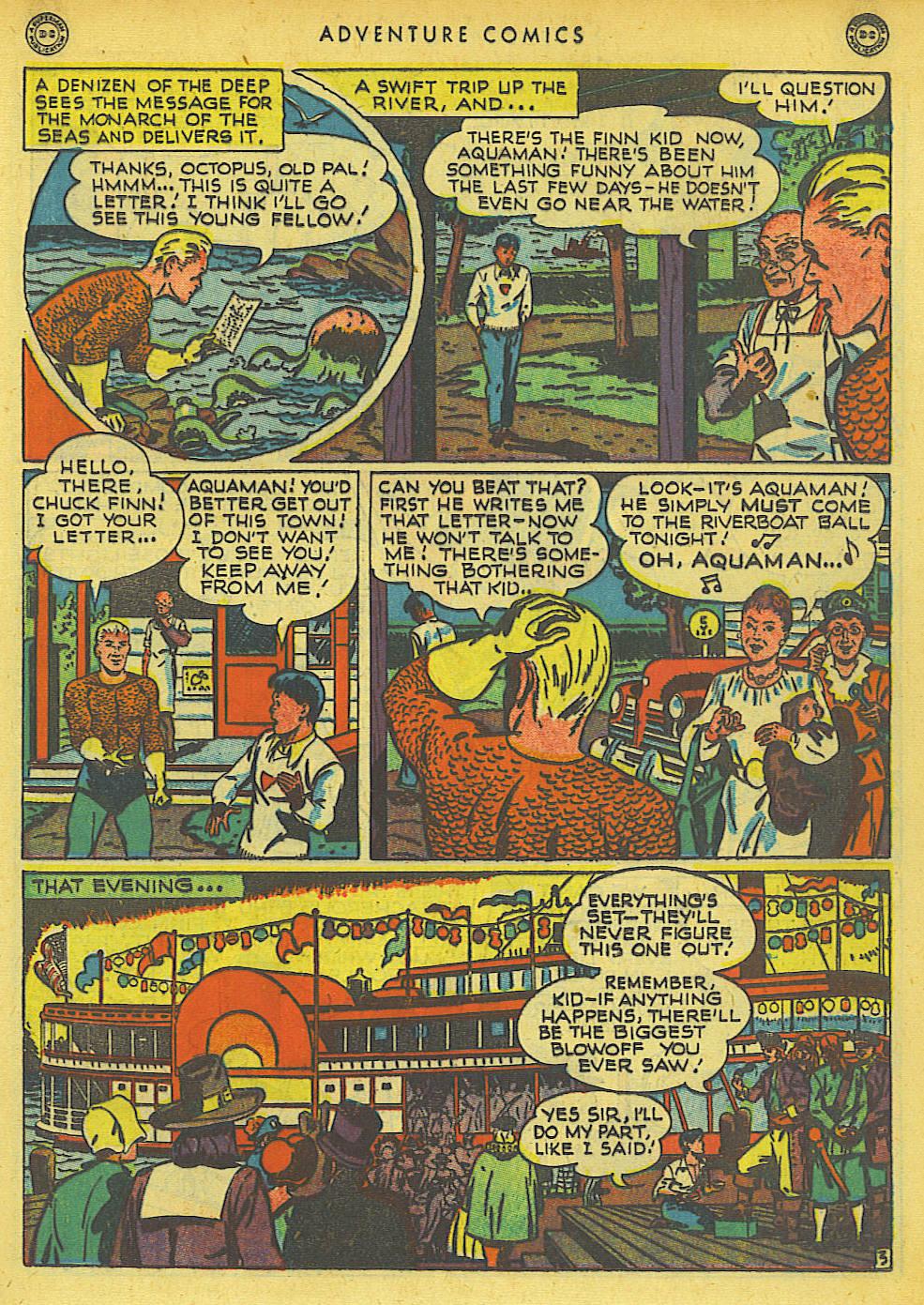 Read online Adventure Comics (1938) comic -  Issue #136 - 29
