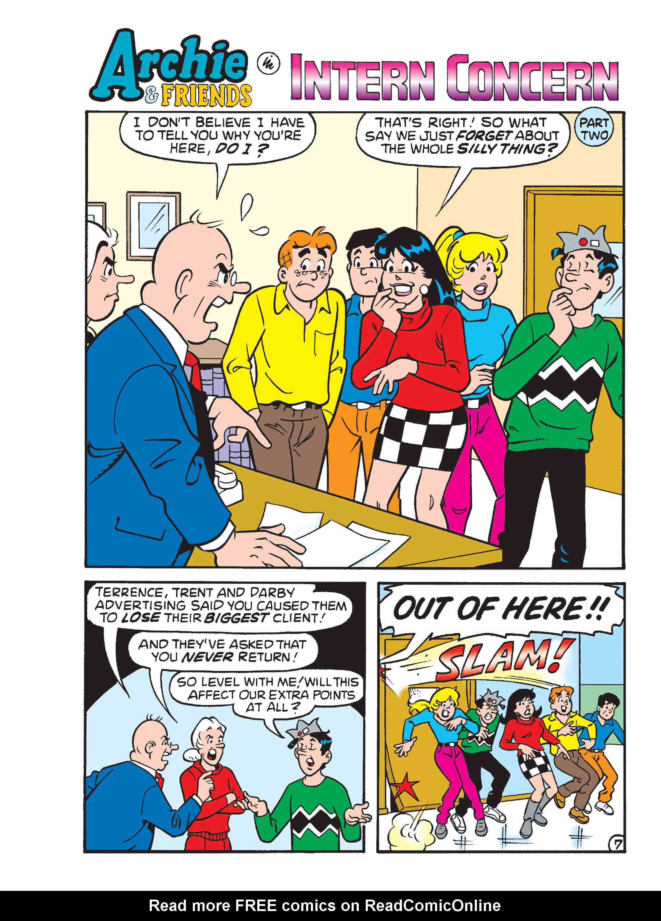 Read online Archie's Funhouse Double Digest comic -  Issue #23 - 99