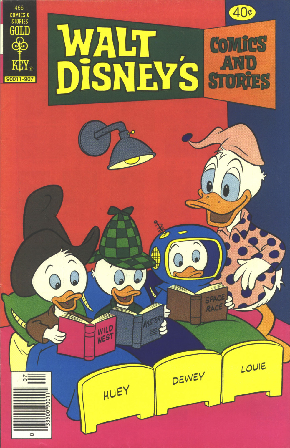 Walt Disney's Comics and Stories issue 466 - Page 1