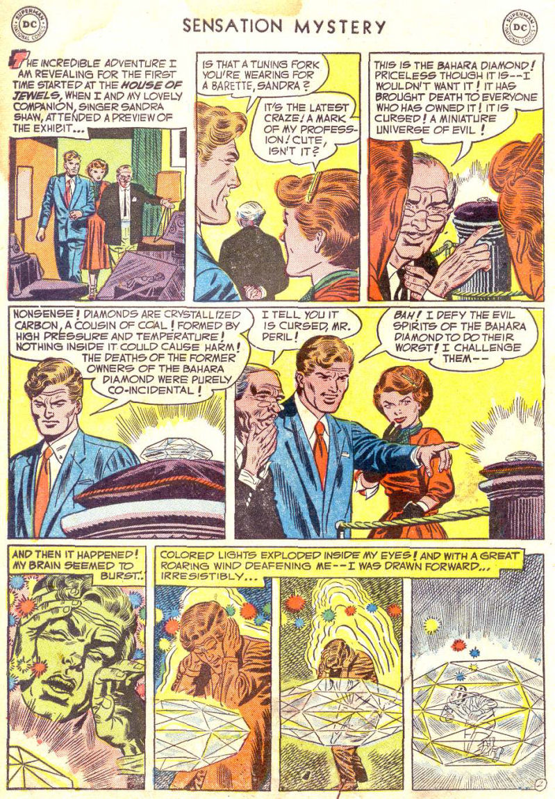 Read online Sensation (Mystery) Comics comic -  Issue #114 - 4
