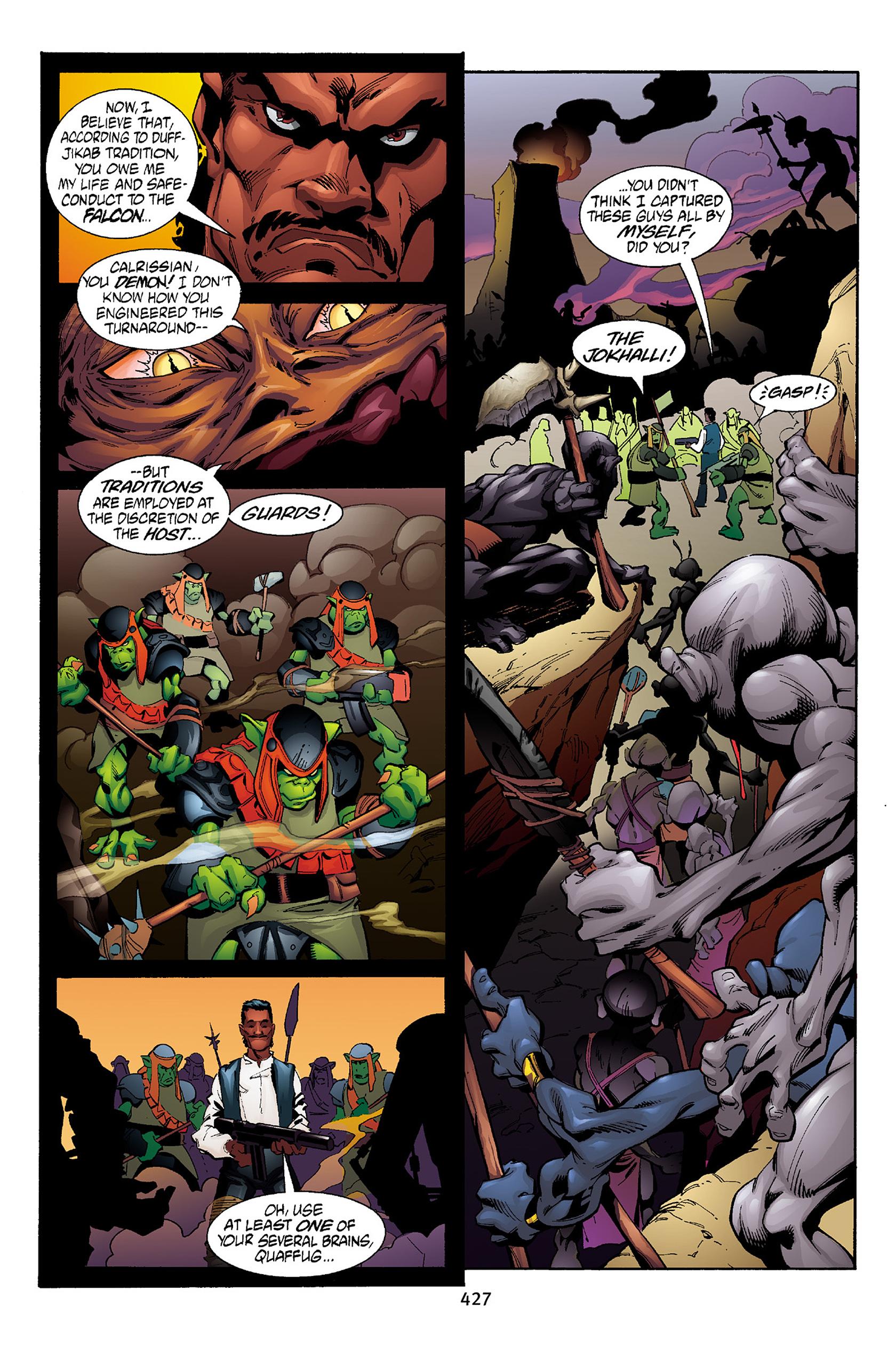 Read online Star Wars Omnibus comic -  Issue # Vol. 30 - 418