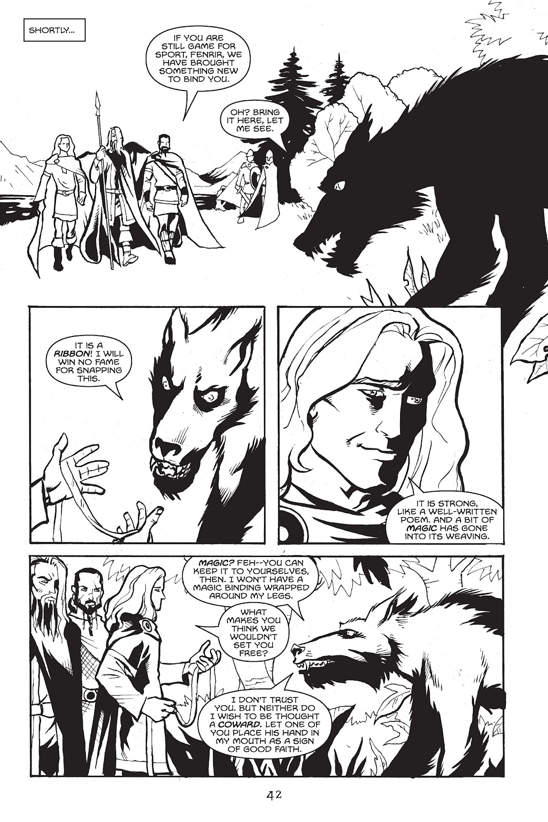Read online Gods of Asgard comic -  Issue # TPB (Part 1) - 43