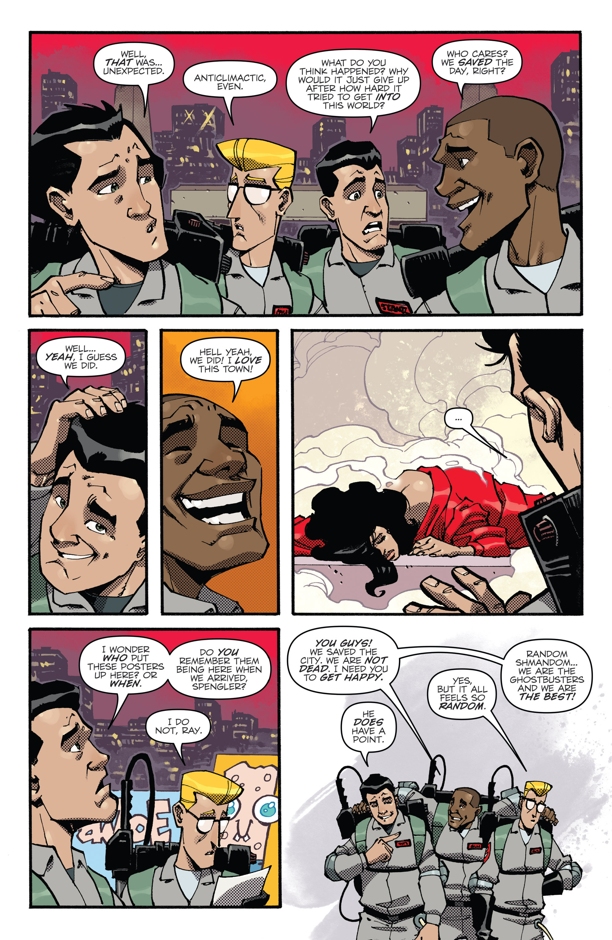 Read online Ghostbusters: Deviations comic -  Issue #1 - 24