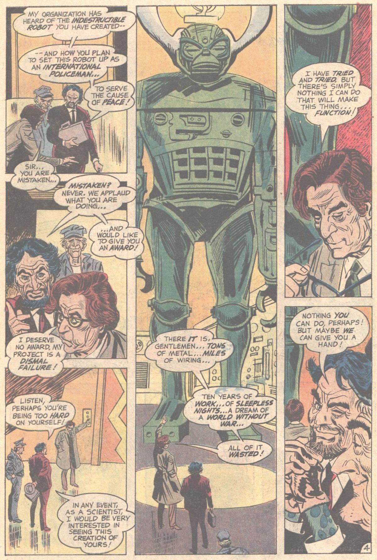 Read online Adventure Comics (1938) comic -  Issue #422 - 6