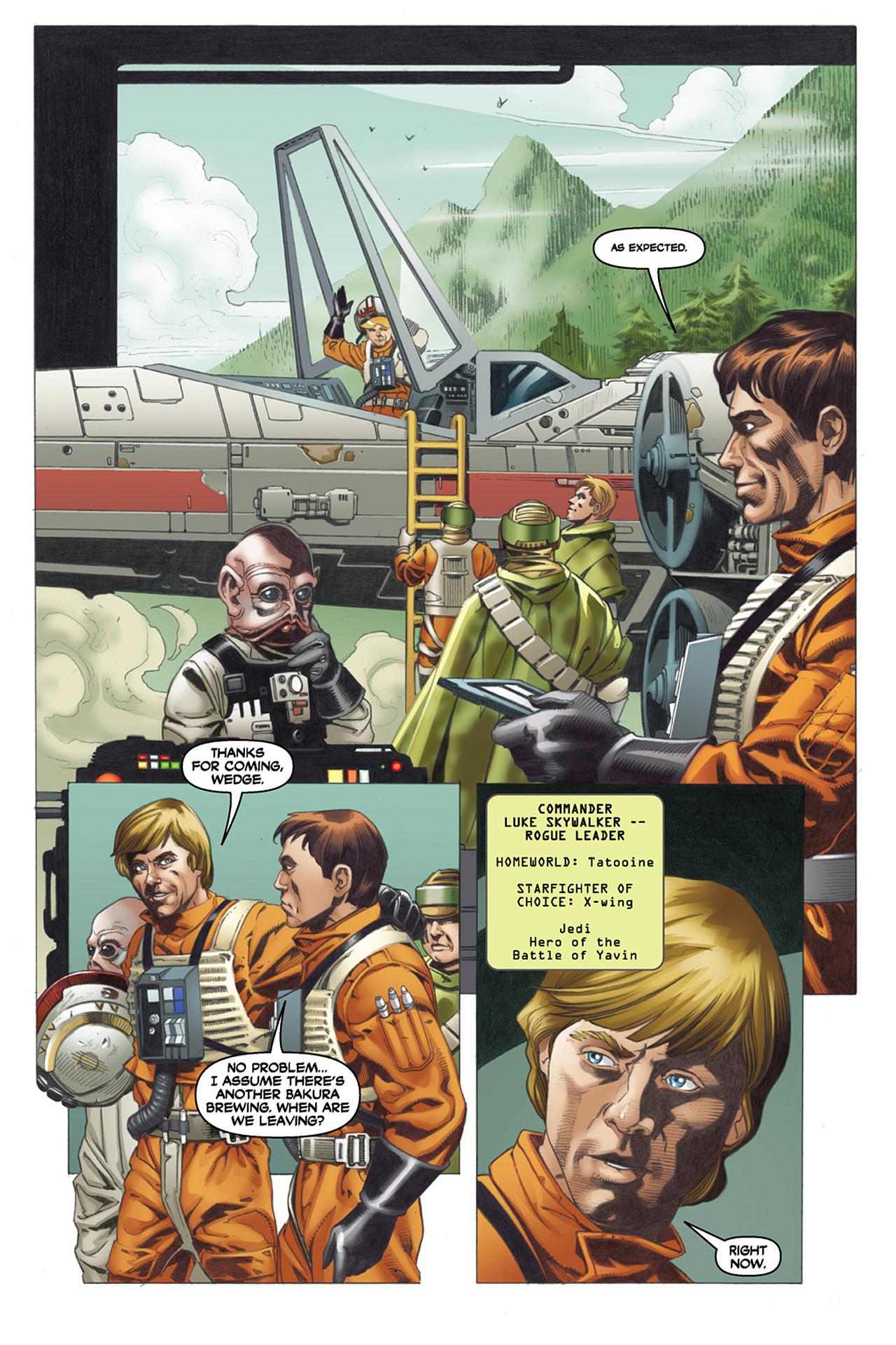Read online Star Wars Omnibus comic -  Issue # Vol. 1 - 19