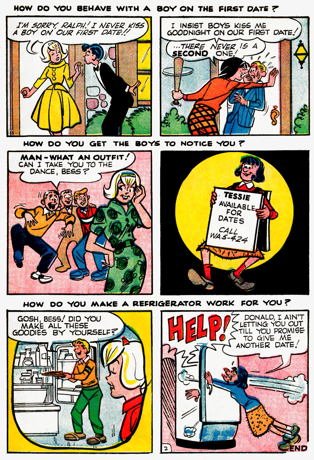 Archie's Madhouse issue 27 - Page 17