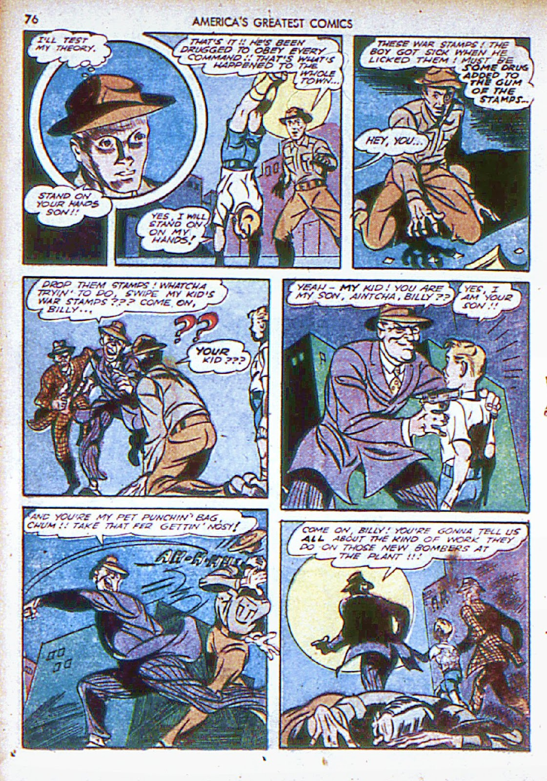 Americas Greatest Comics issue 6 - Page 77