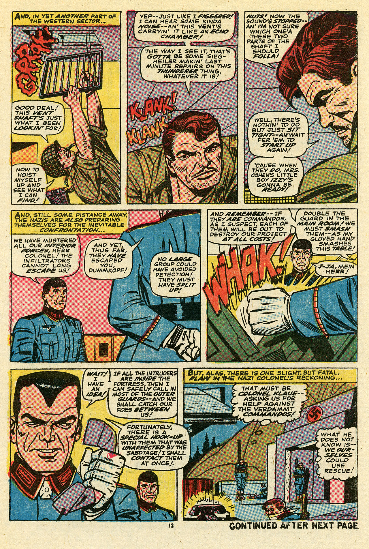 Read online Sgt. Fury comic -  Issue #111 - 14